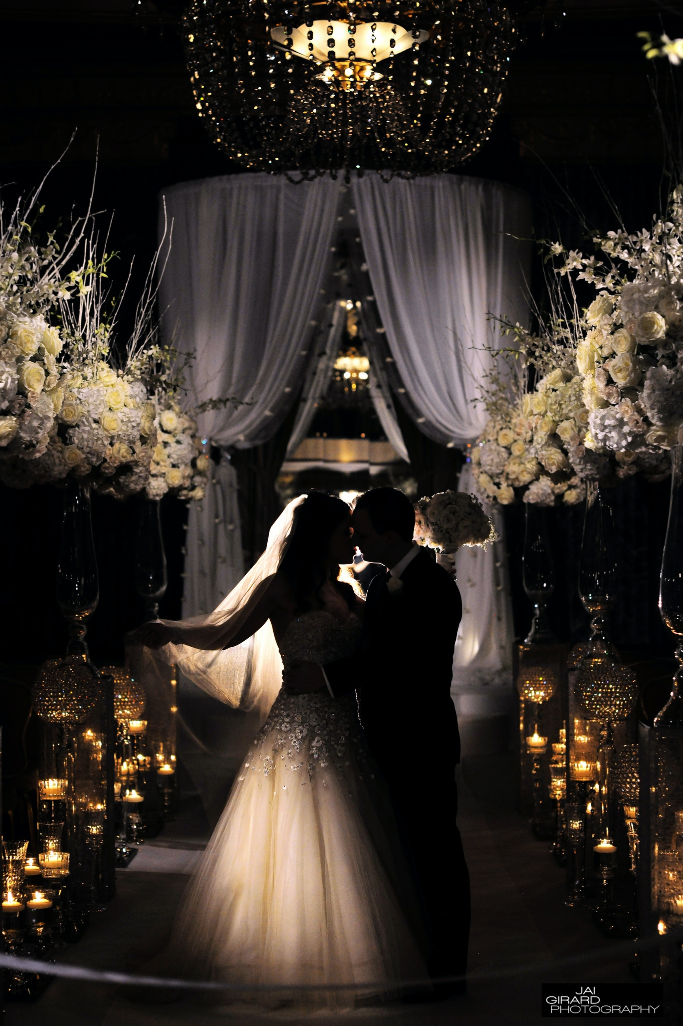 Wedding Aisle Ideas - Hotel InterContinental Chicago
