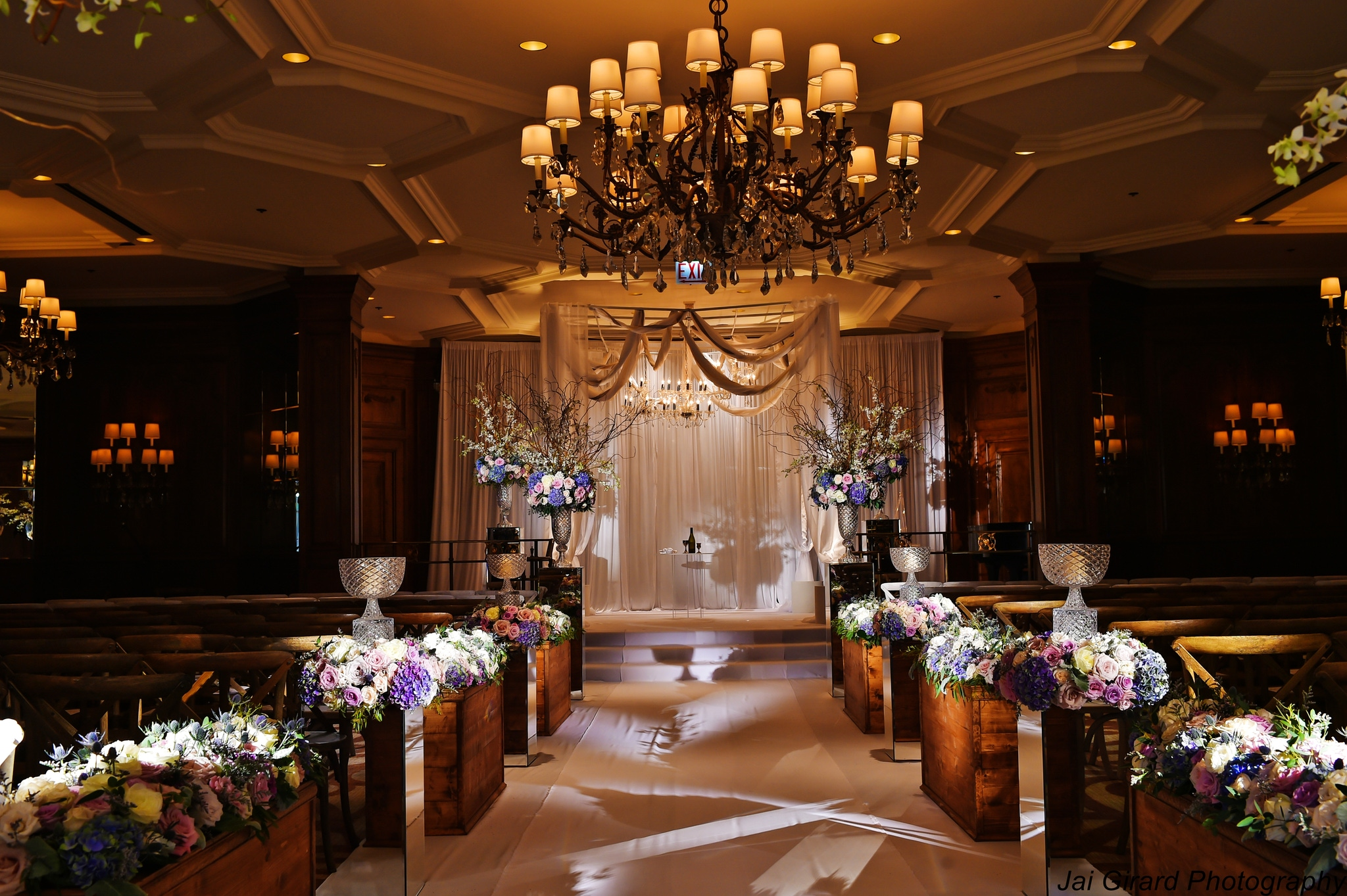 Wedding Aisle Ideas - The Ritz-Carlton Chicago