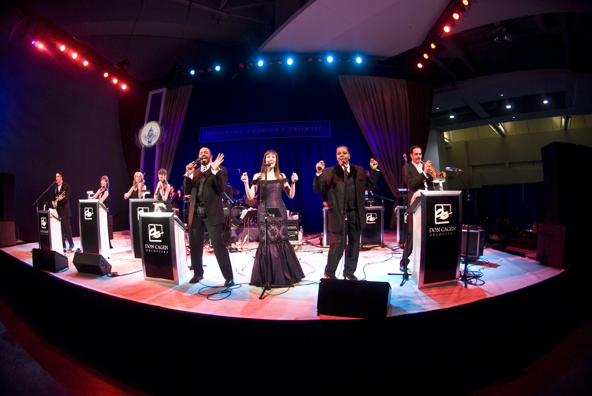 Best Chicago Wedding Bands - THE DON CAGEN ORCHESTRA