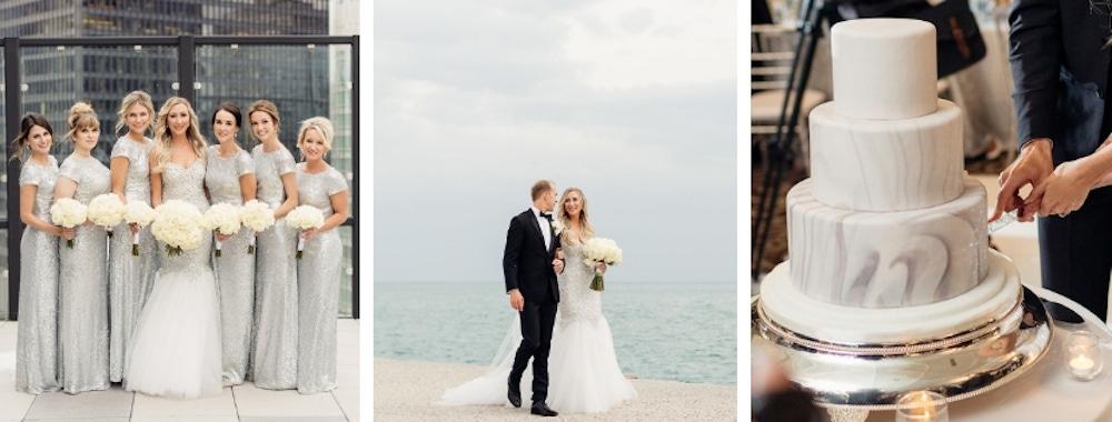 Carly Christman wedding