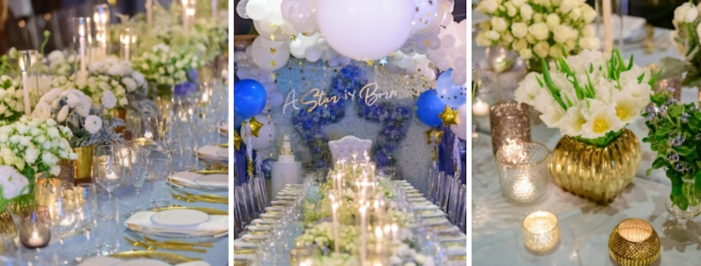 Decor Details from Andy Cohen's Baby Shower