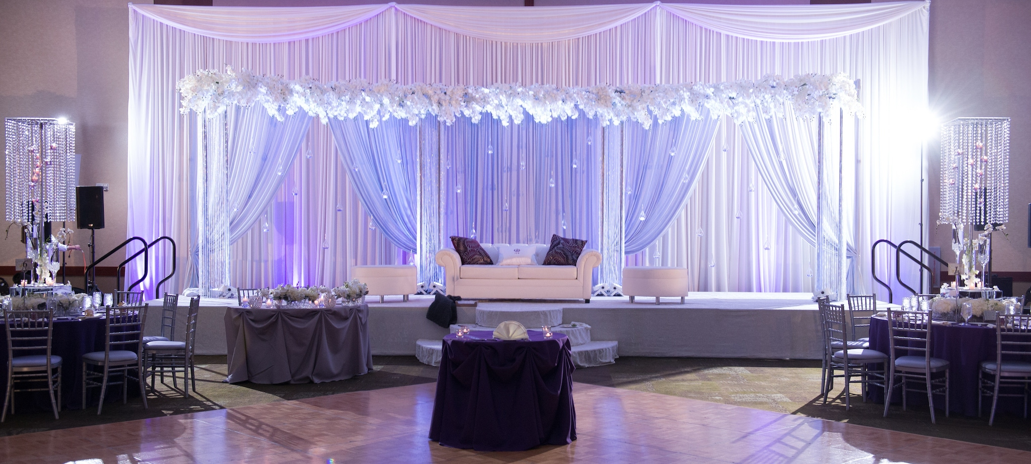 Best wedding decor - ABRICOE DESIGNS