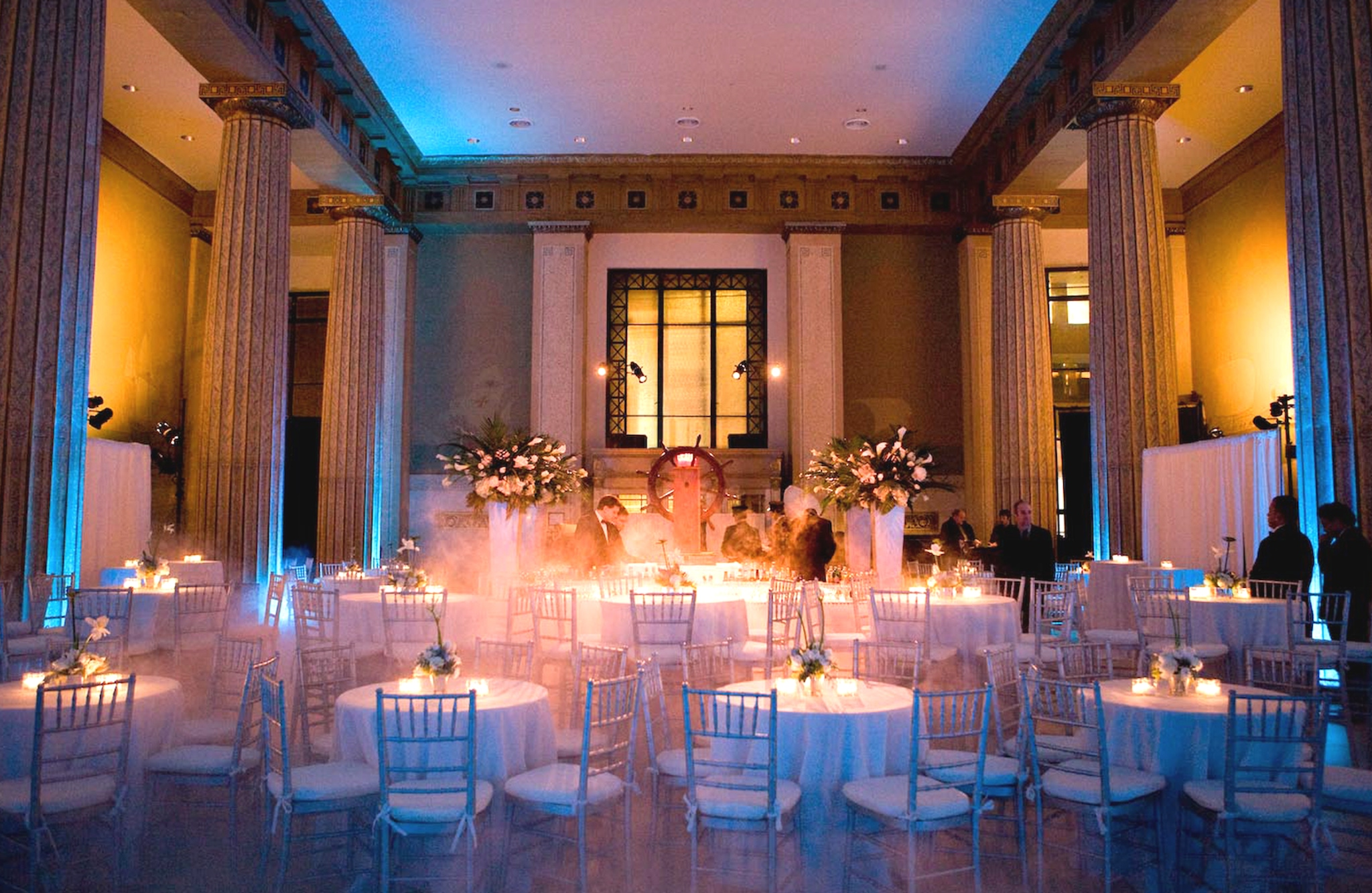 New York Event Space - Broadstreet Ballroom