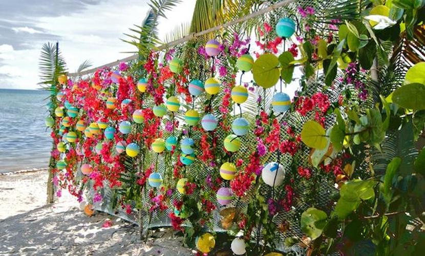Cabo Beach Wedding idea - decor