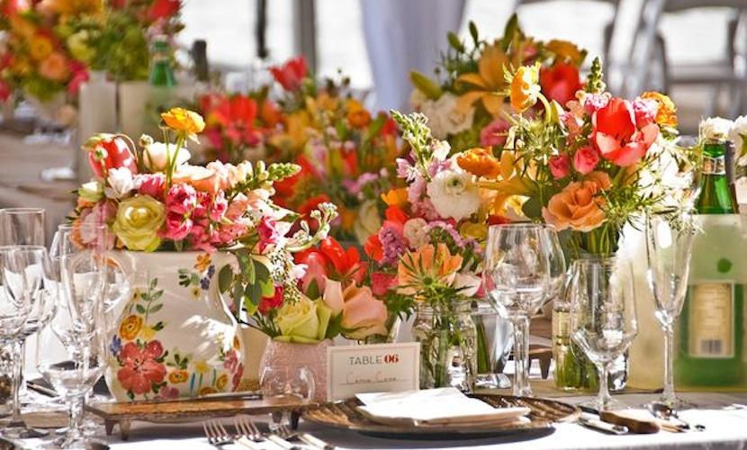 Cabo Beach Wedding - floral