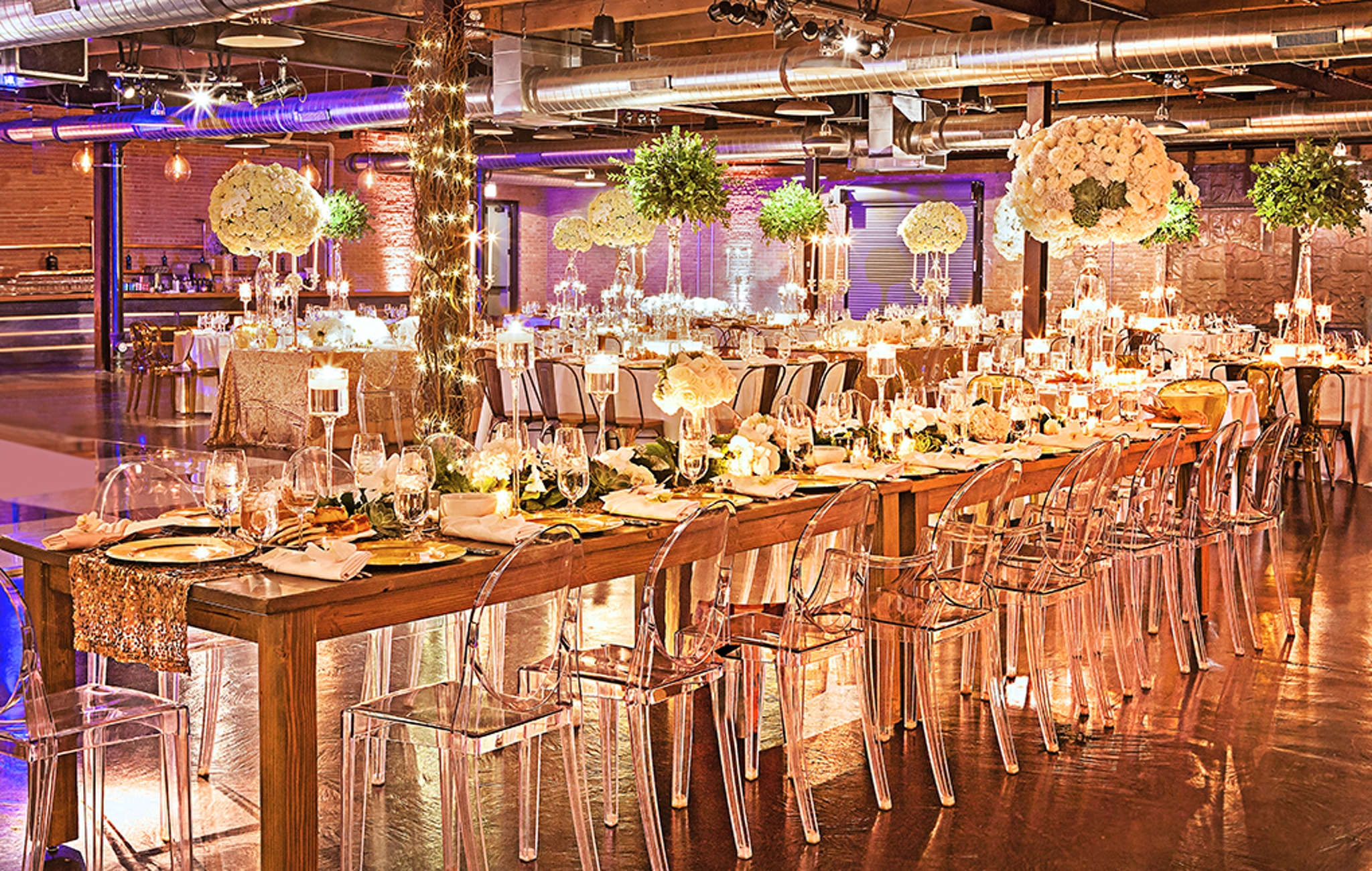 Chicago West Loop Wedding Venue - Morgan Manufacturing