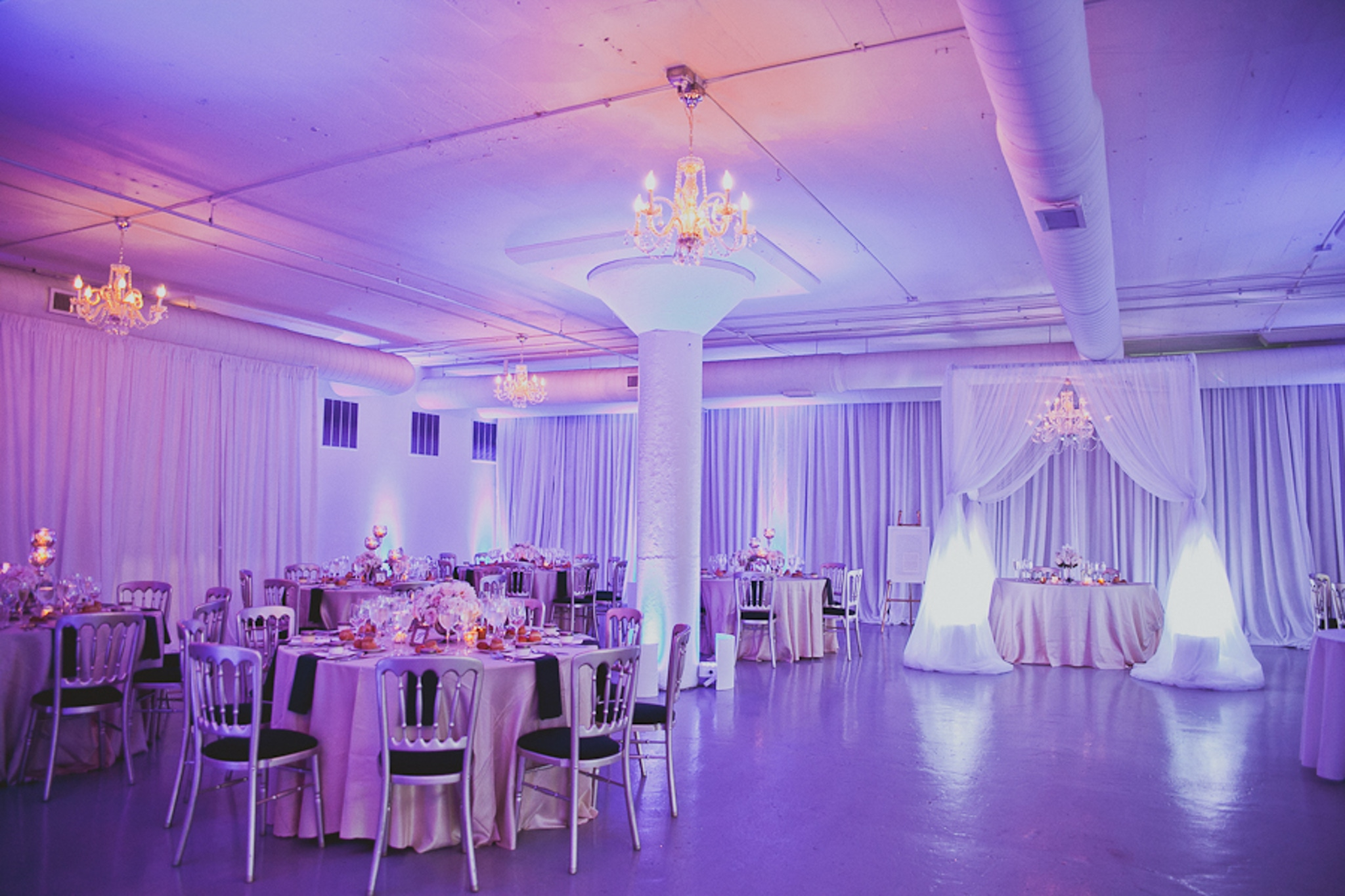 Chicago West Loop Wedding Venue - Room 1520