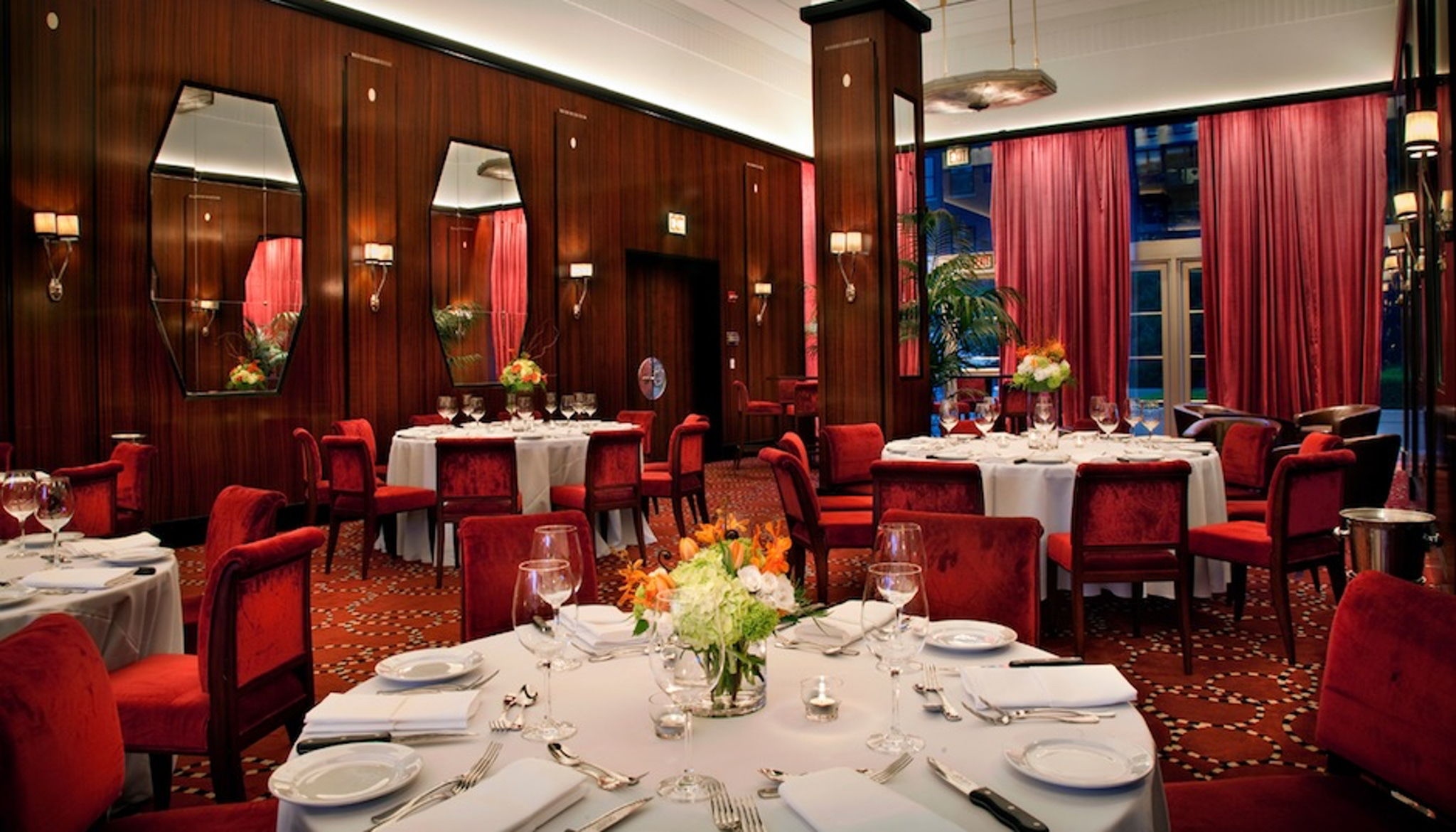 Chicago venues for a wedding rehearsal dinner - The Montgomery Club