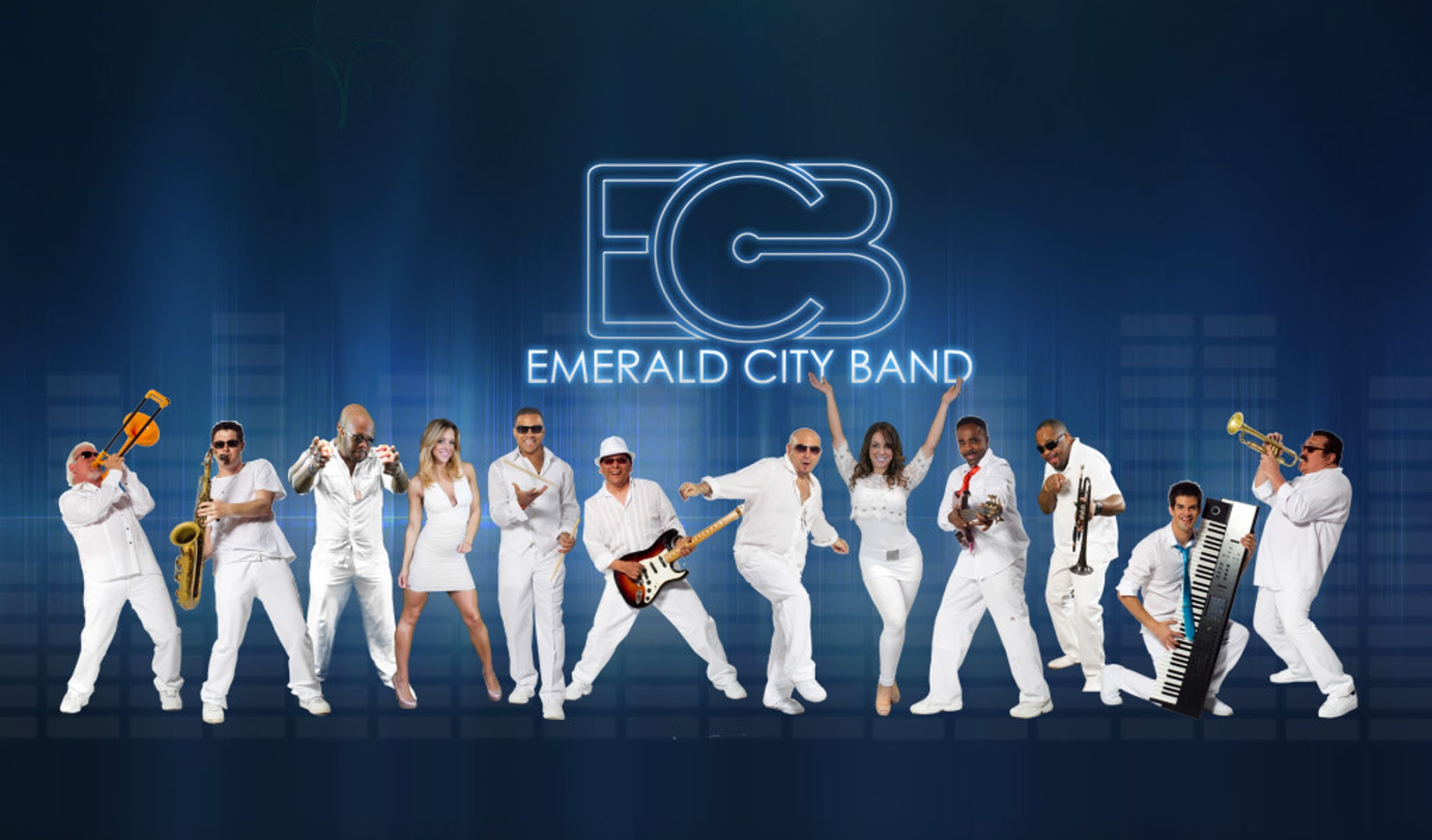 Dallas band - Emerald City Band