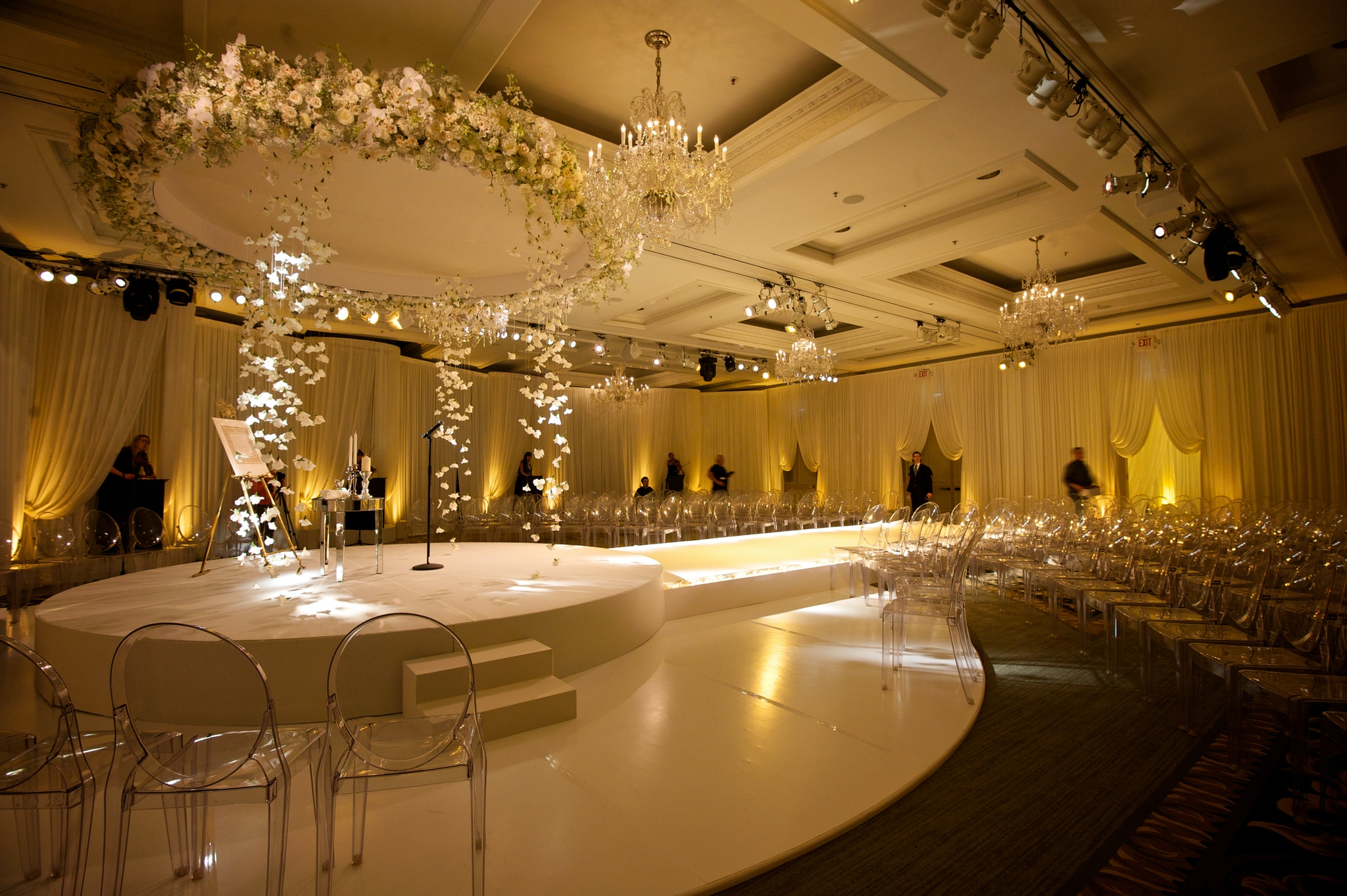 Wedding Aisle Ideas - Four Seasons Hotel Chicago