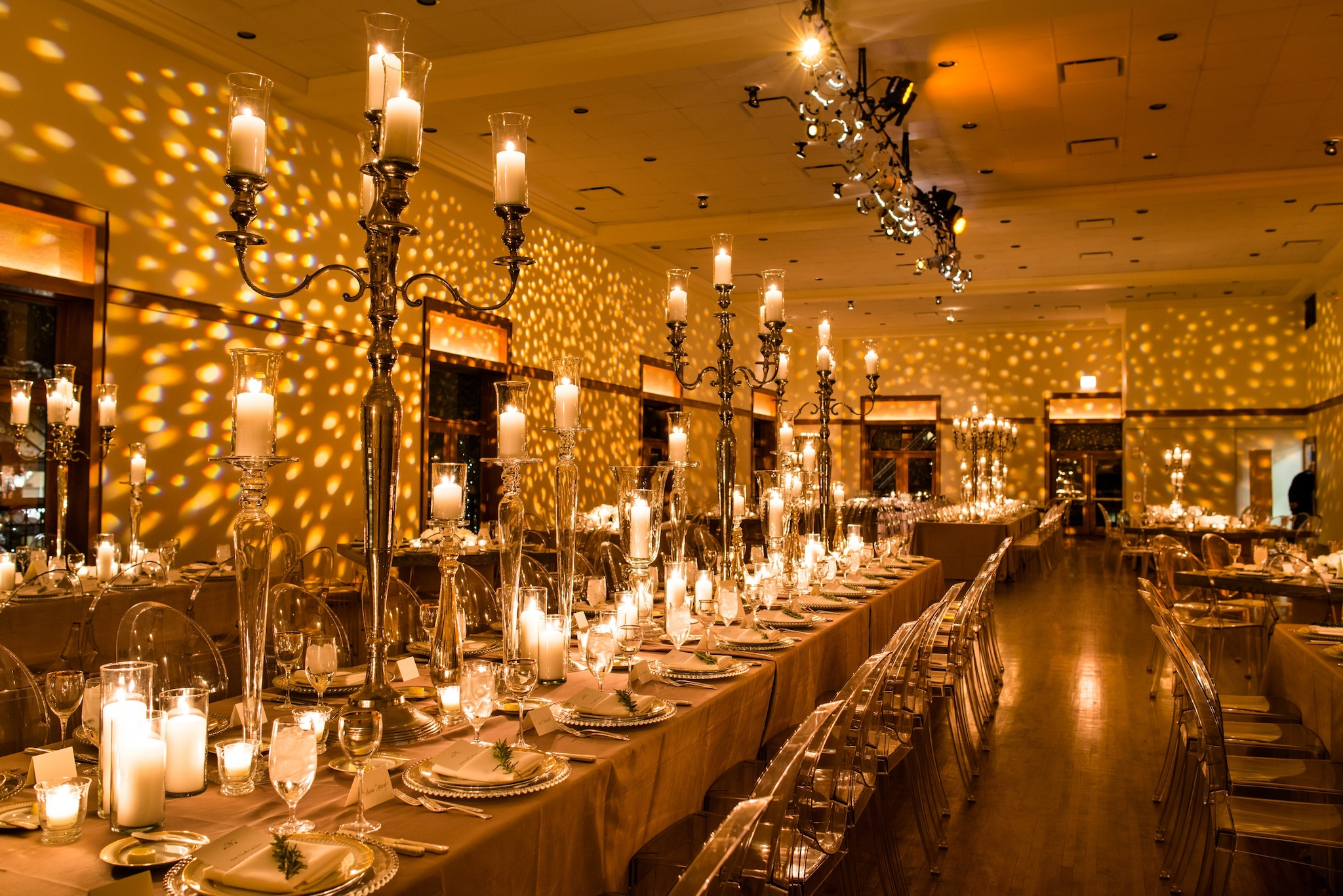 best long tables - IVY ROOM WEDDING