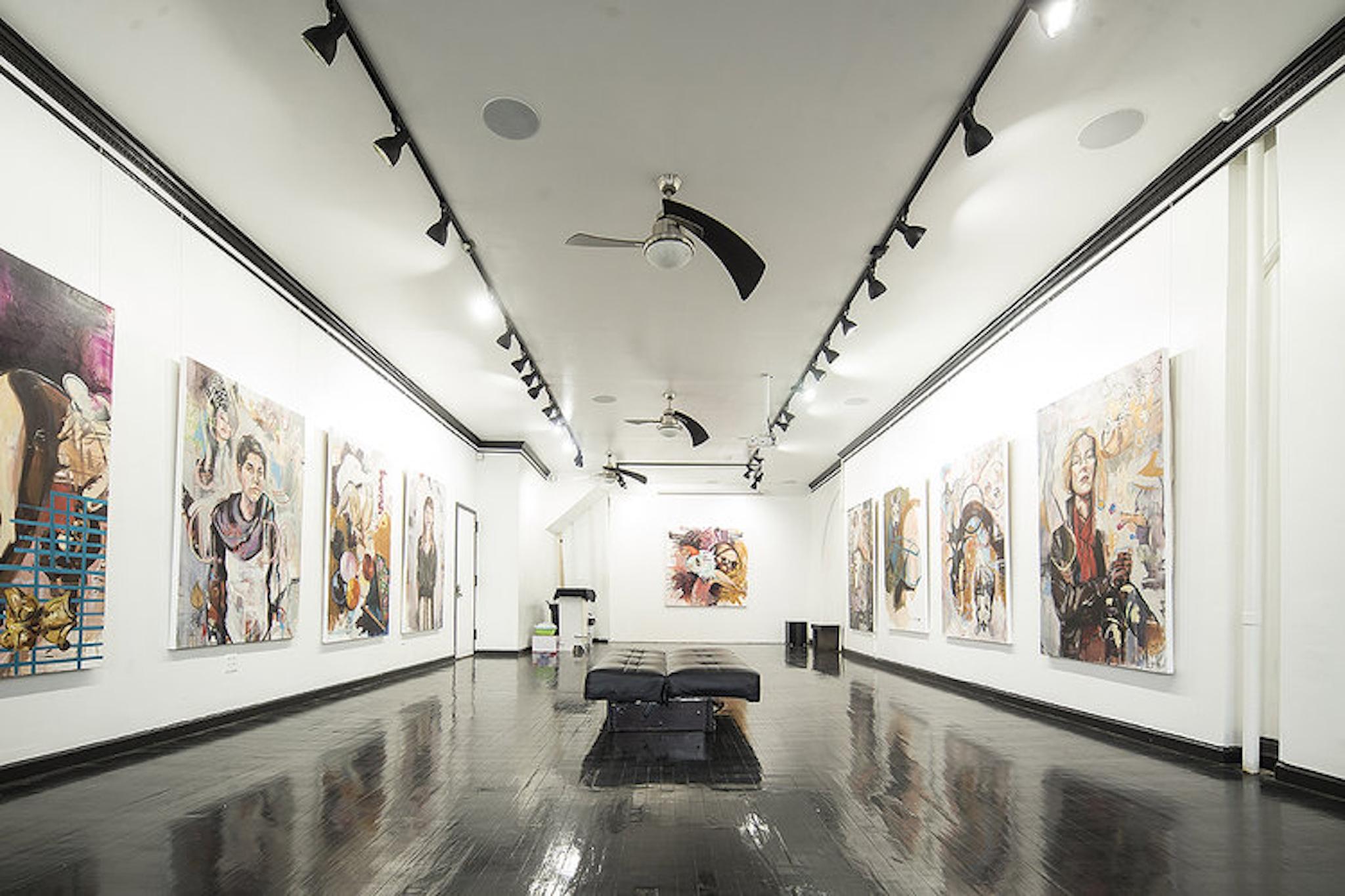 Art gallery venue