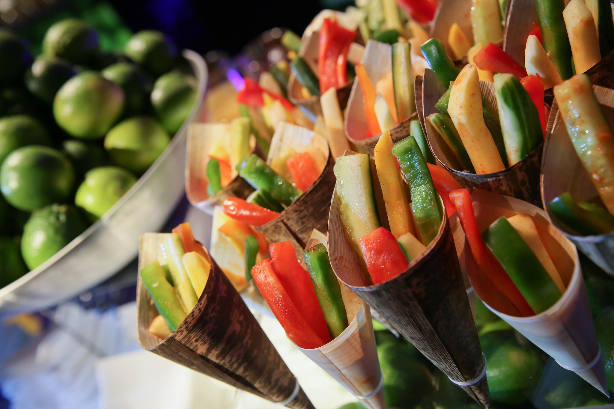 Best Chicago Catering company-J&L - Mexican street snacks