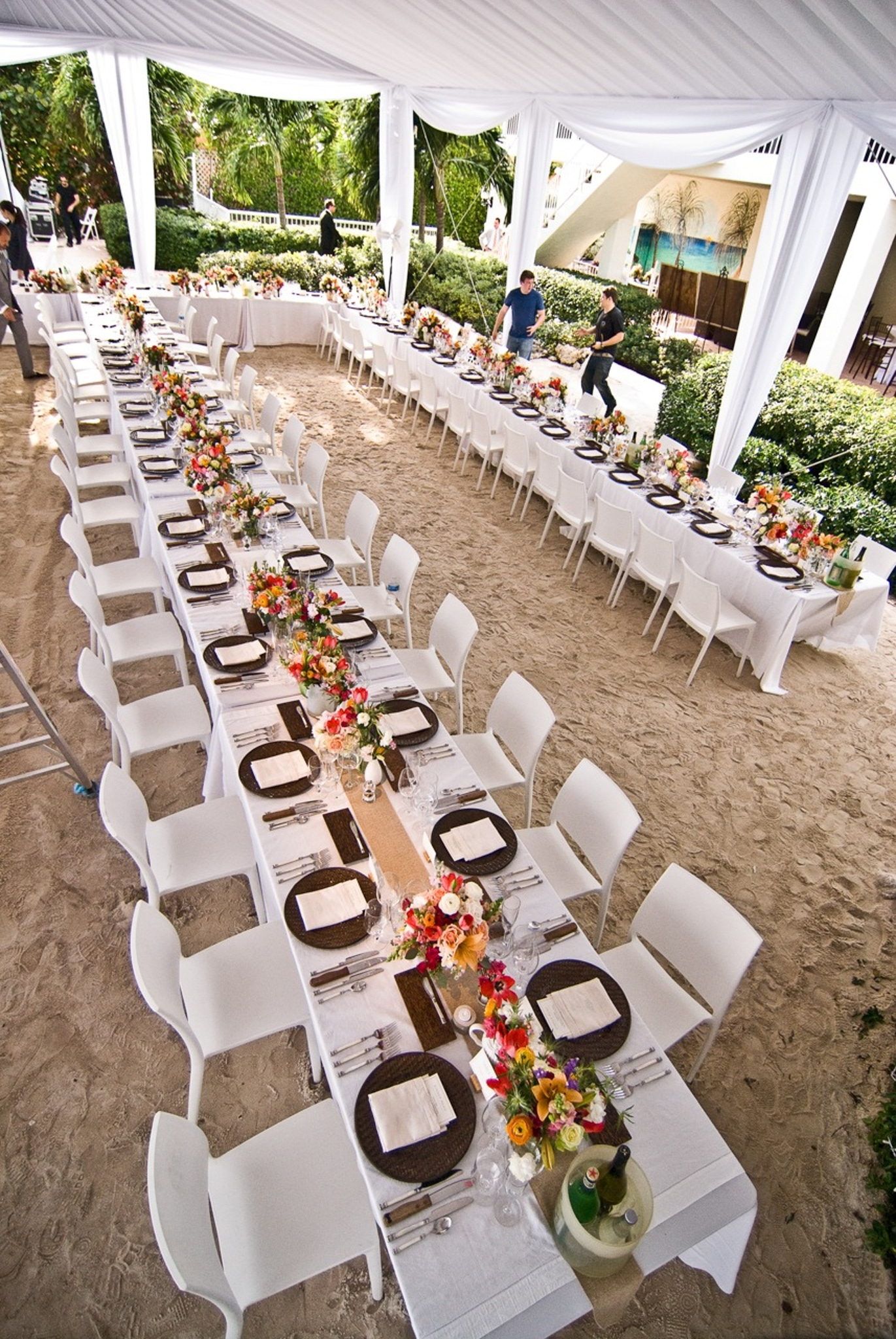 best long tables - CABO DESTINATION WEDDING