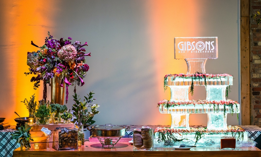 Gibsons party catering