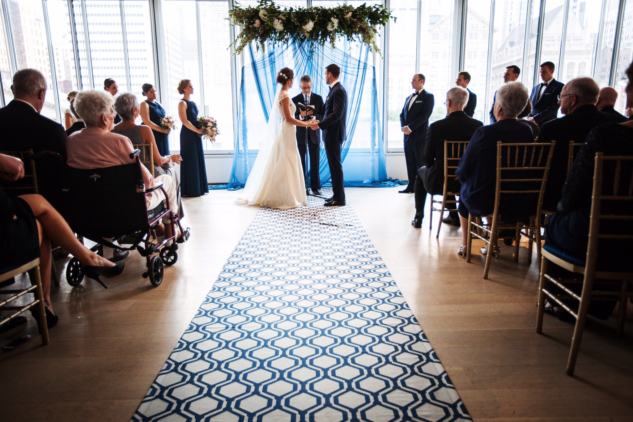 Wedding Aisle Ideas - Art Institute of Chicago