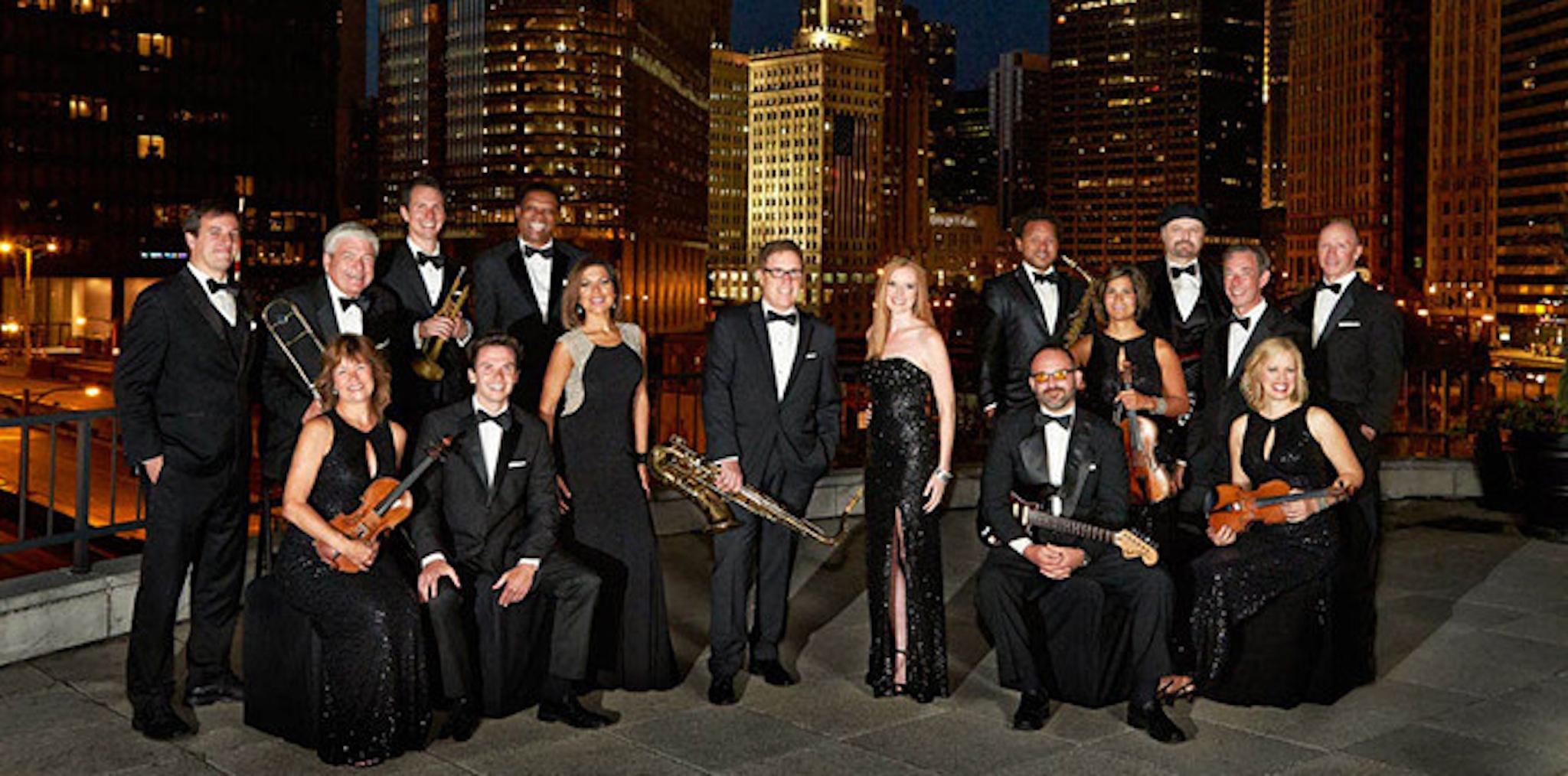 Best Chicago Wedding Bands - KEN ARLEN EVOLUTION ORCHESTRA
