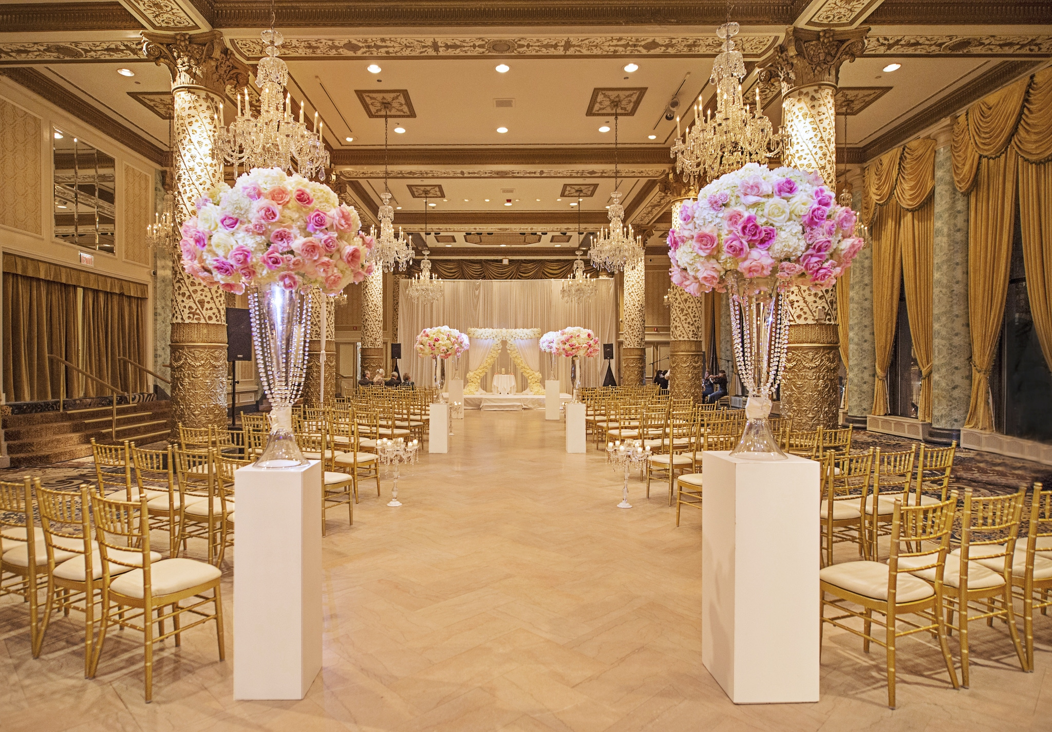 Wedding Aisle Ideas - The Drake Hotel