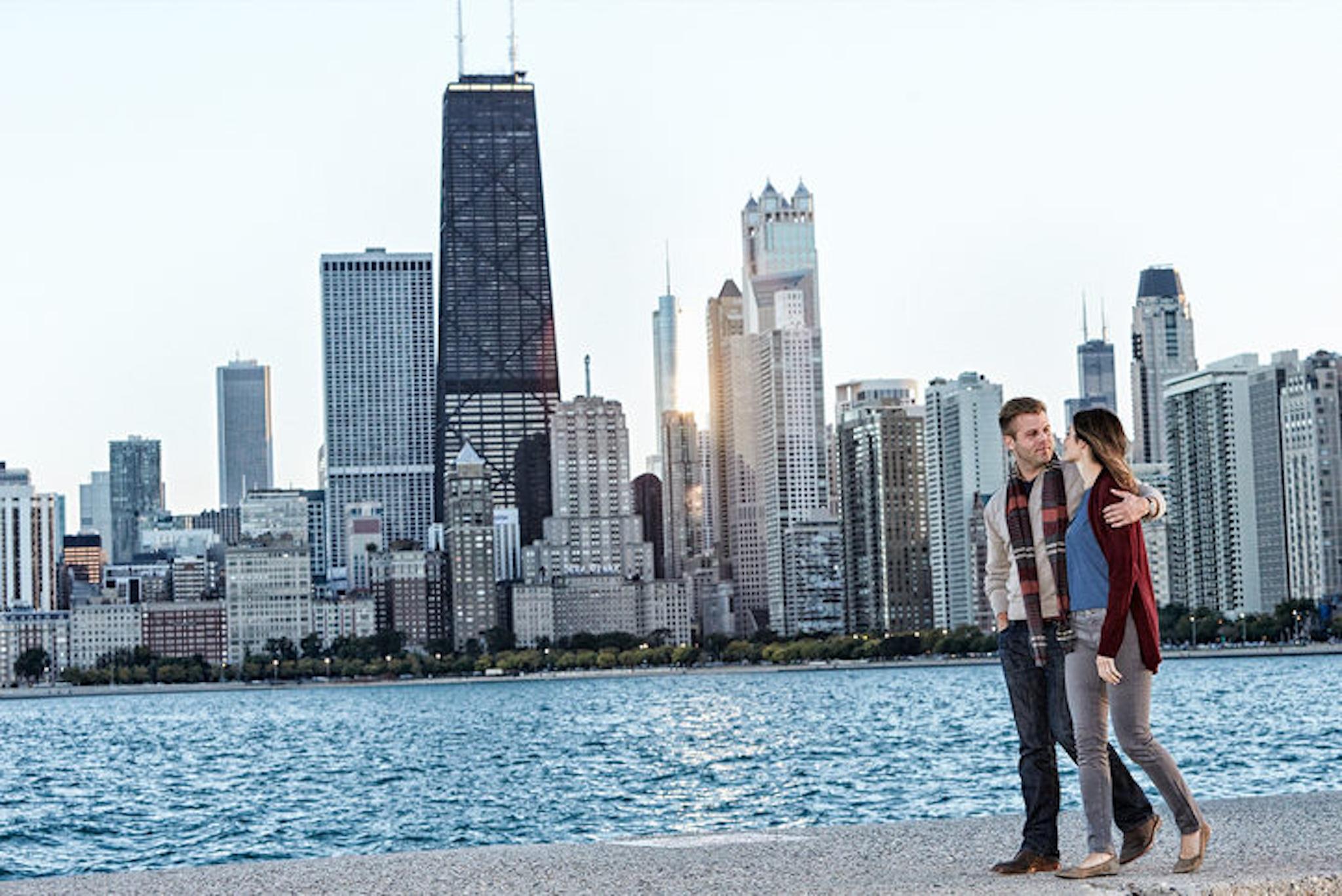 Chicago-Engagement-Photographer - KingenSmith