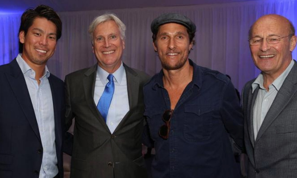 LA Dodgers Foundation Blue Diamond Gala