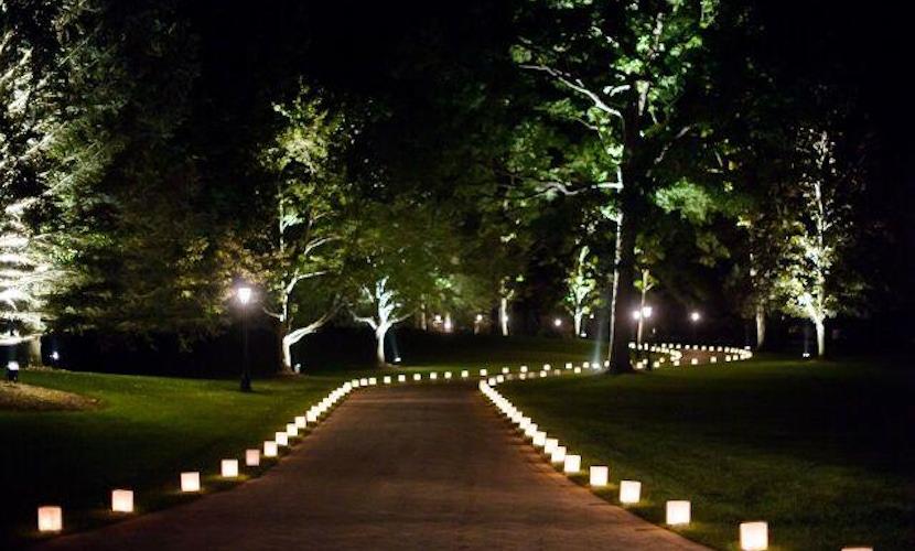 Elegant Lake Geneva Wedding - decor