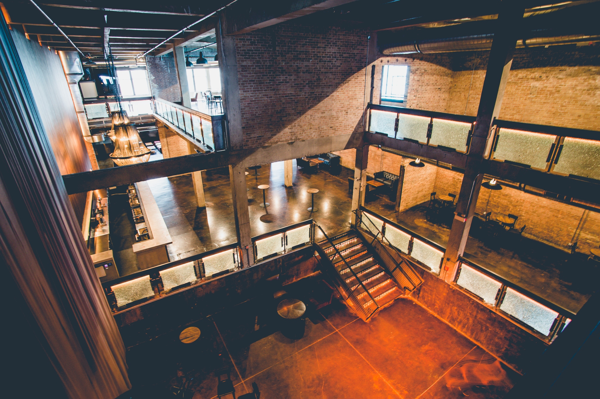 MORGAN MANUFACTURING Event Space