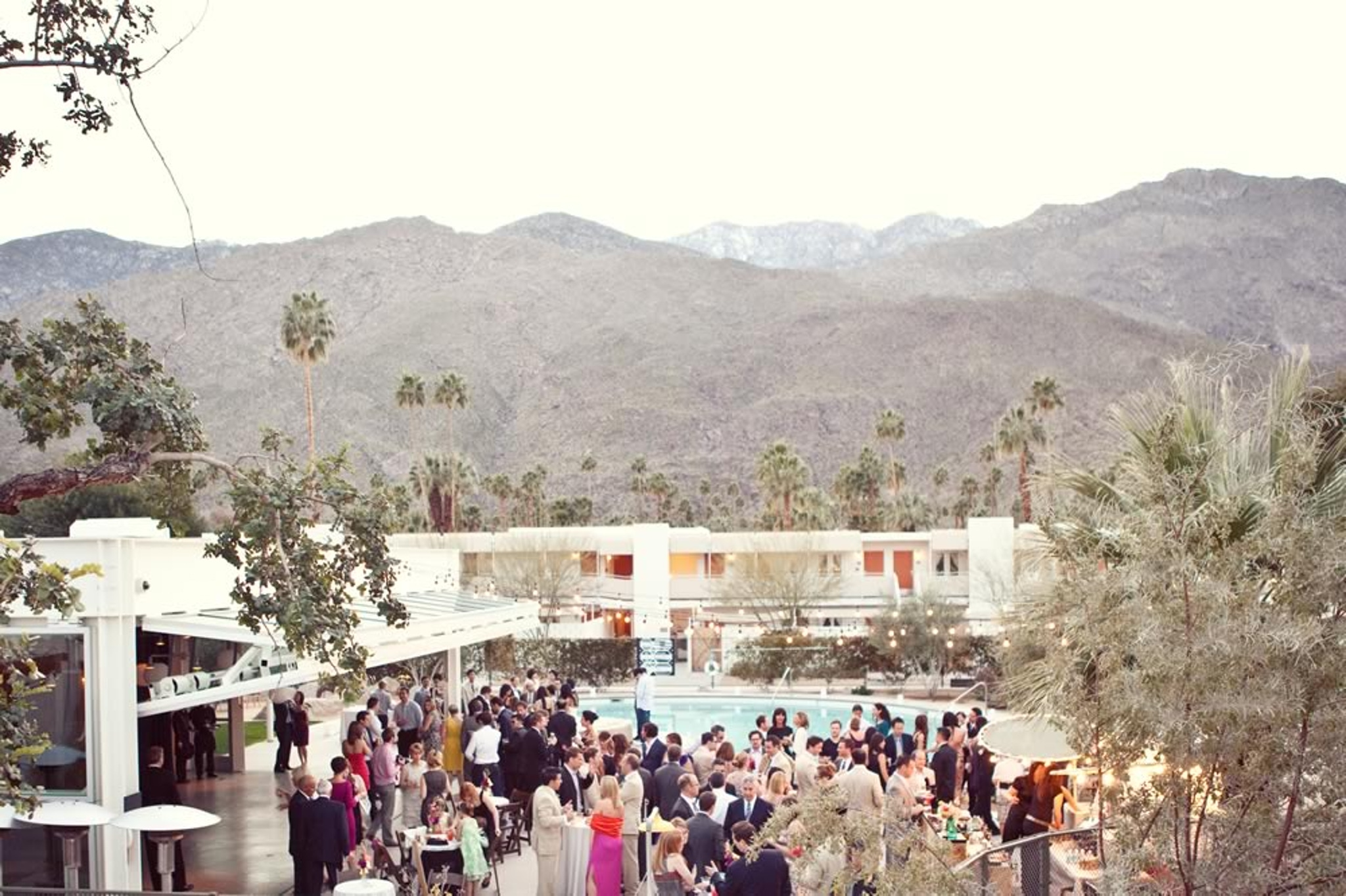 Venues in Palm Springs Ace Hotel Swim Club