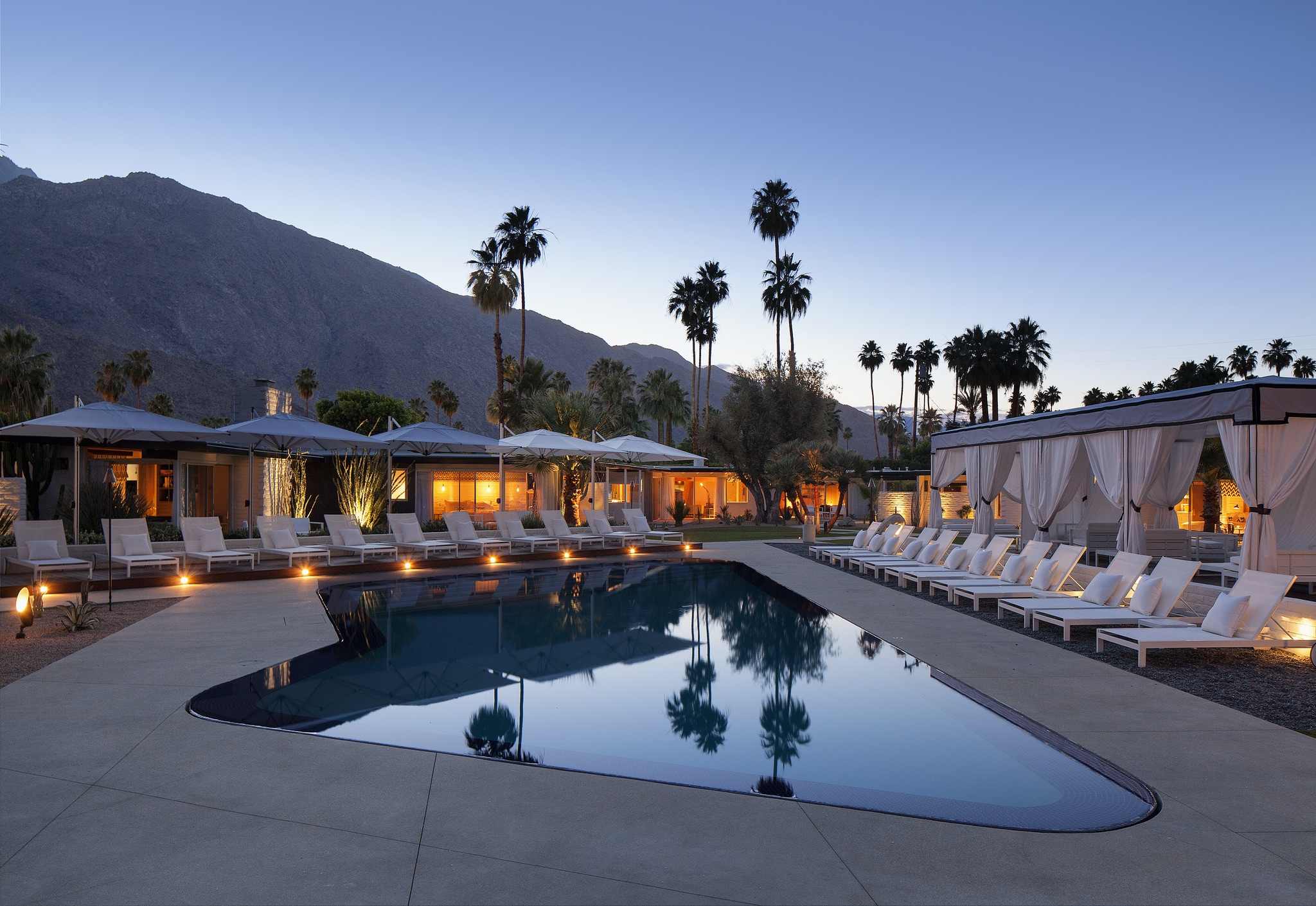 Venues in Palm Springs L'Horizon Resort and Spa