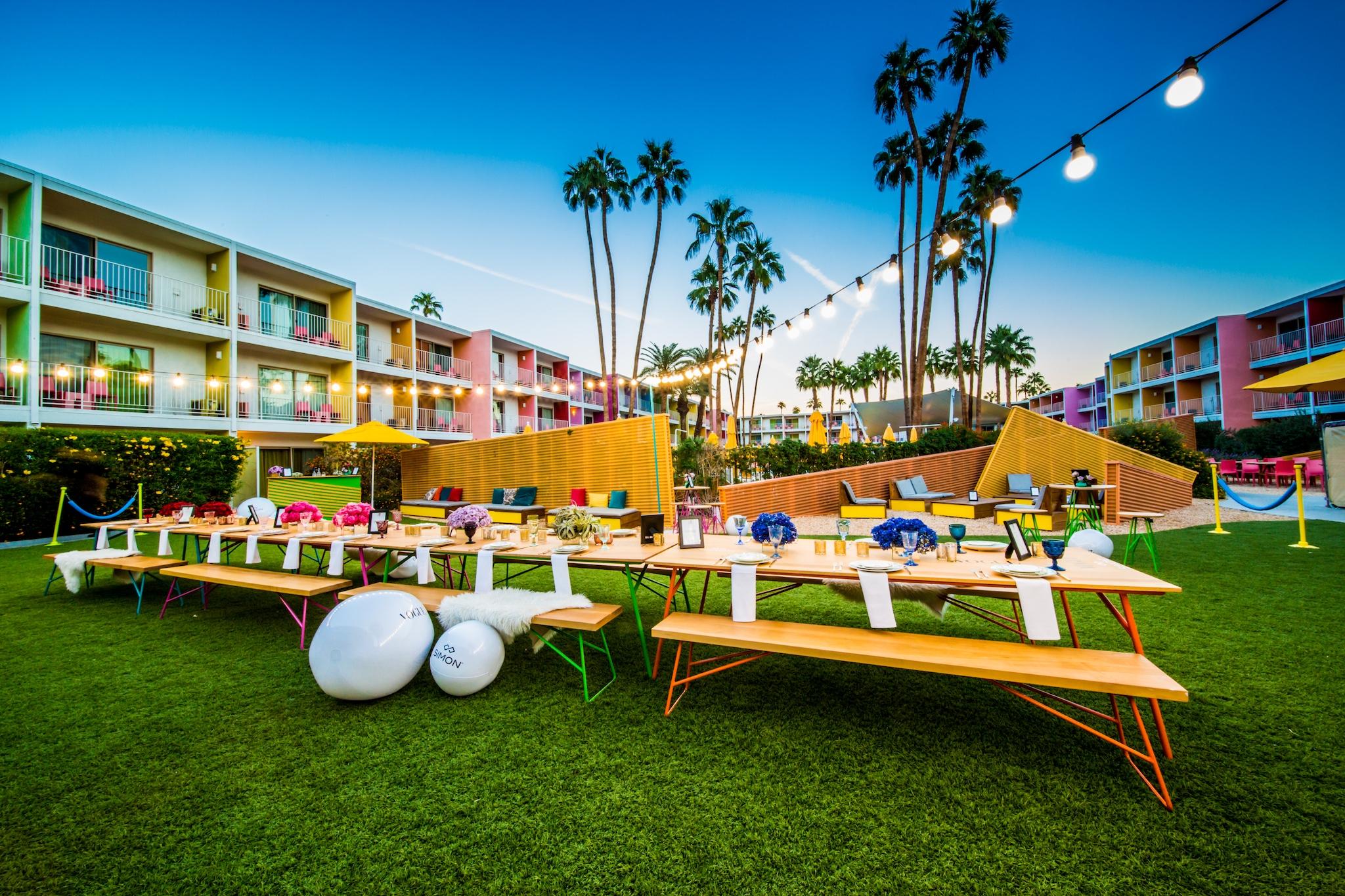 Venues in Palm Springs The Saguaro