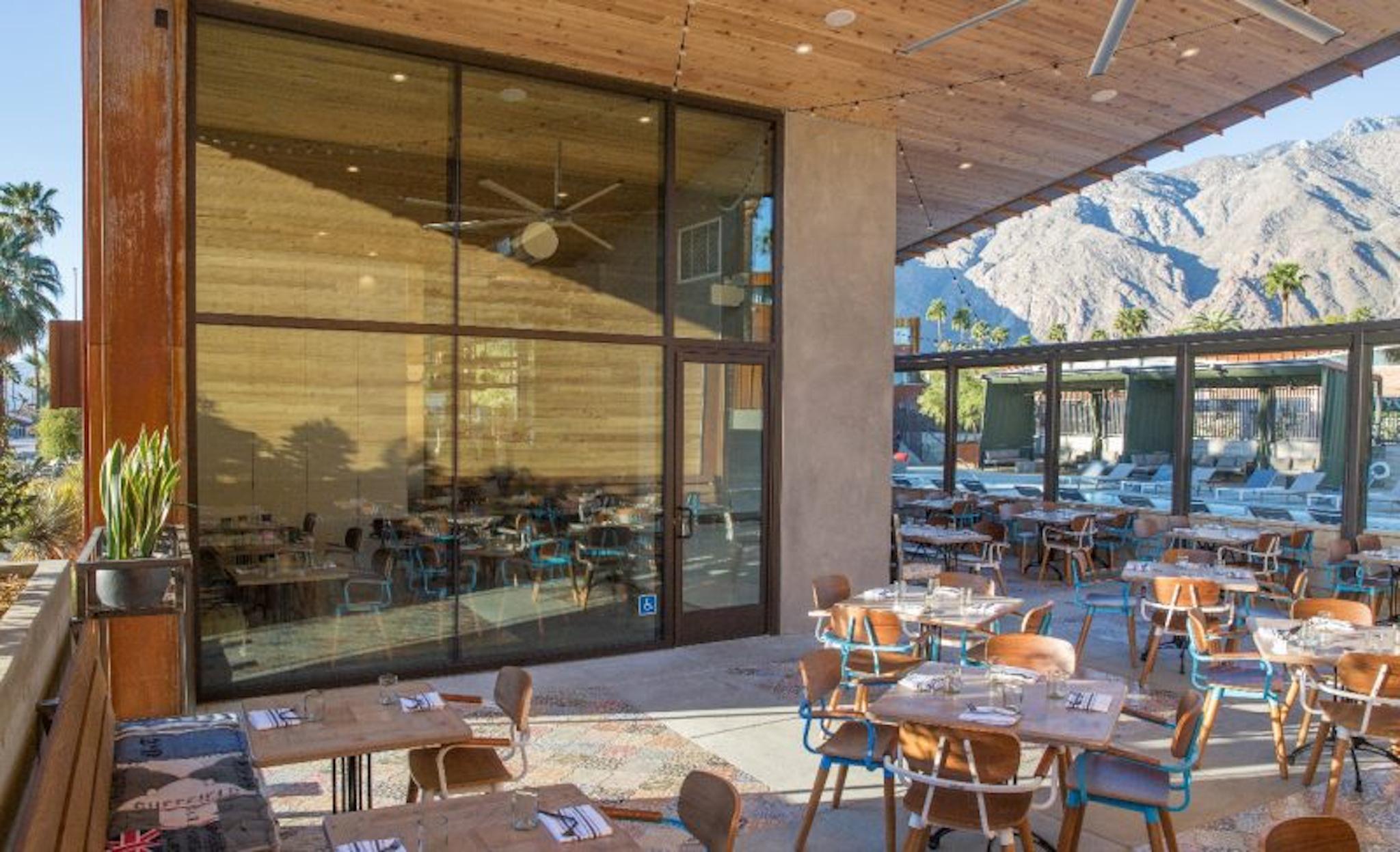 Venues in Palm Springs Arrive Hotel