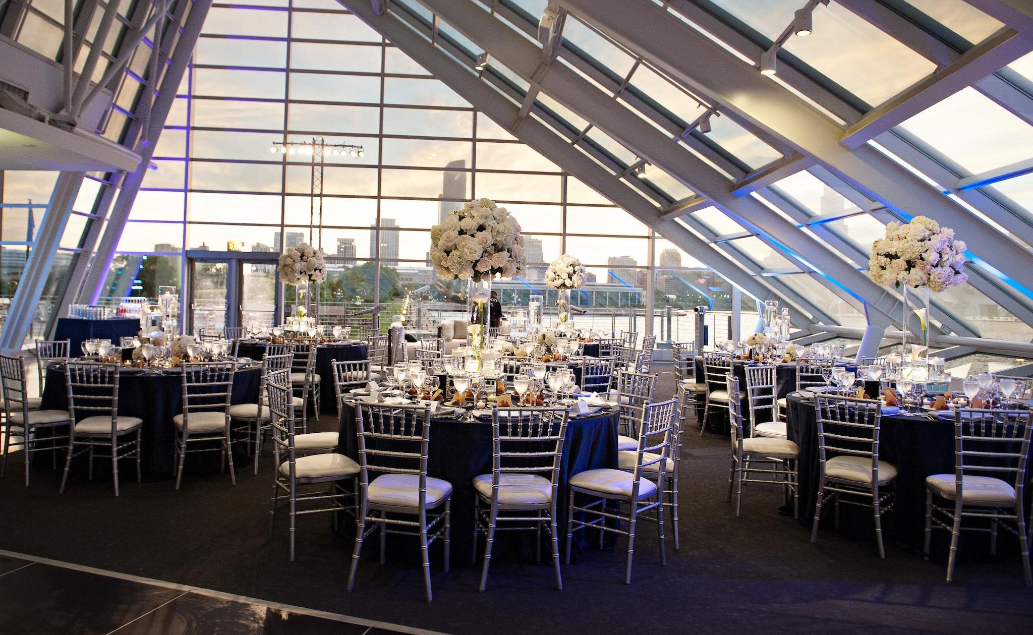 Chicago Museum - Room Shot Adler Planetarium