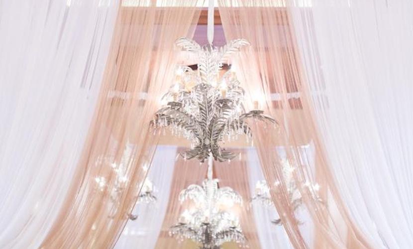 White wedding Scottsdale - decor
