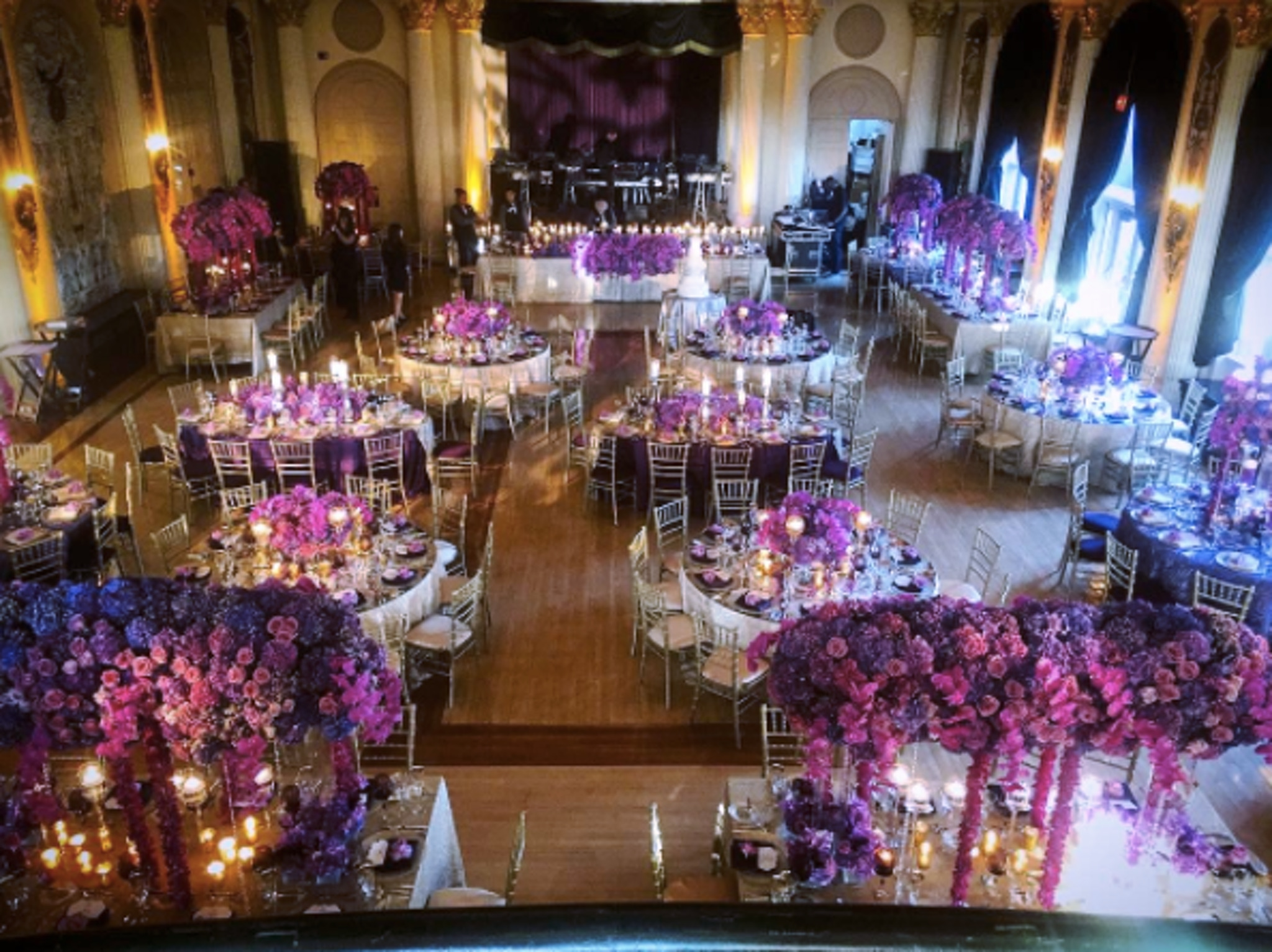 best event pros to follow on instagram Chicago - PLATINUM EVENTS