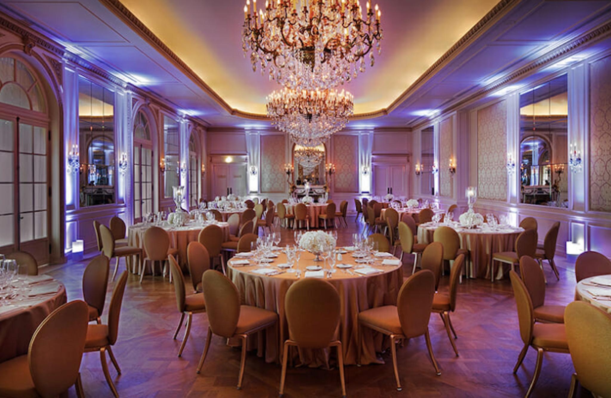 The Westgate Hotel San Diego ballroom