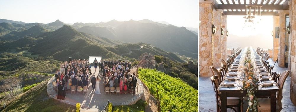 Rocky hill wedding venue