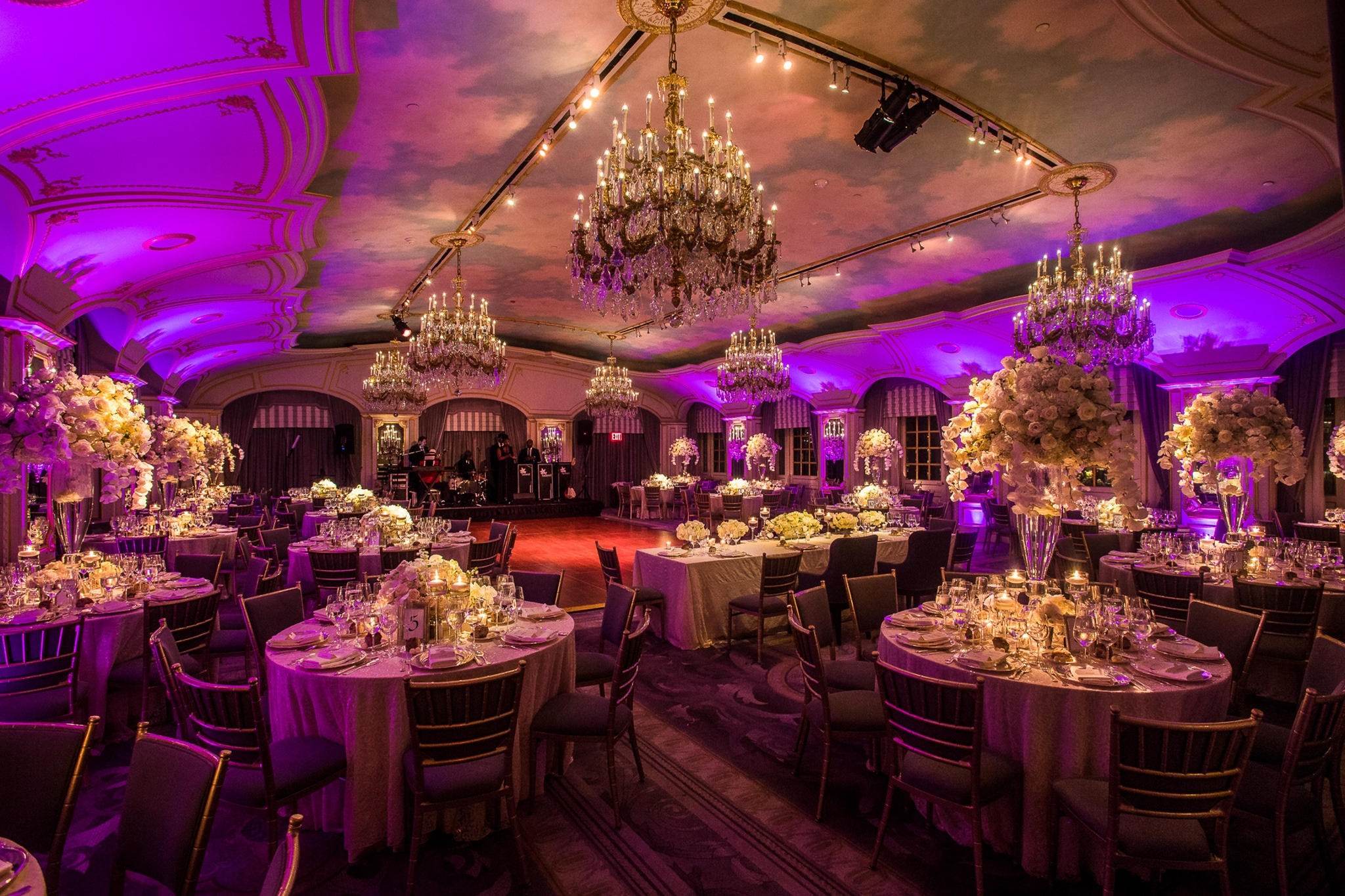 The St. Regis New York ballroom