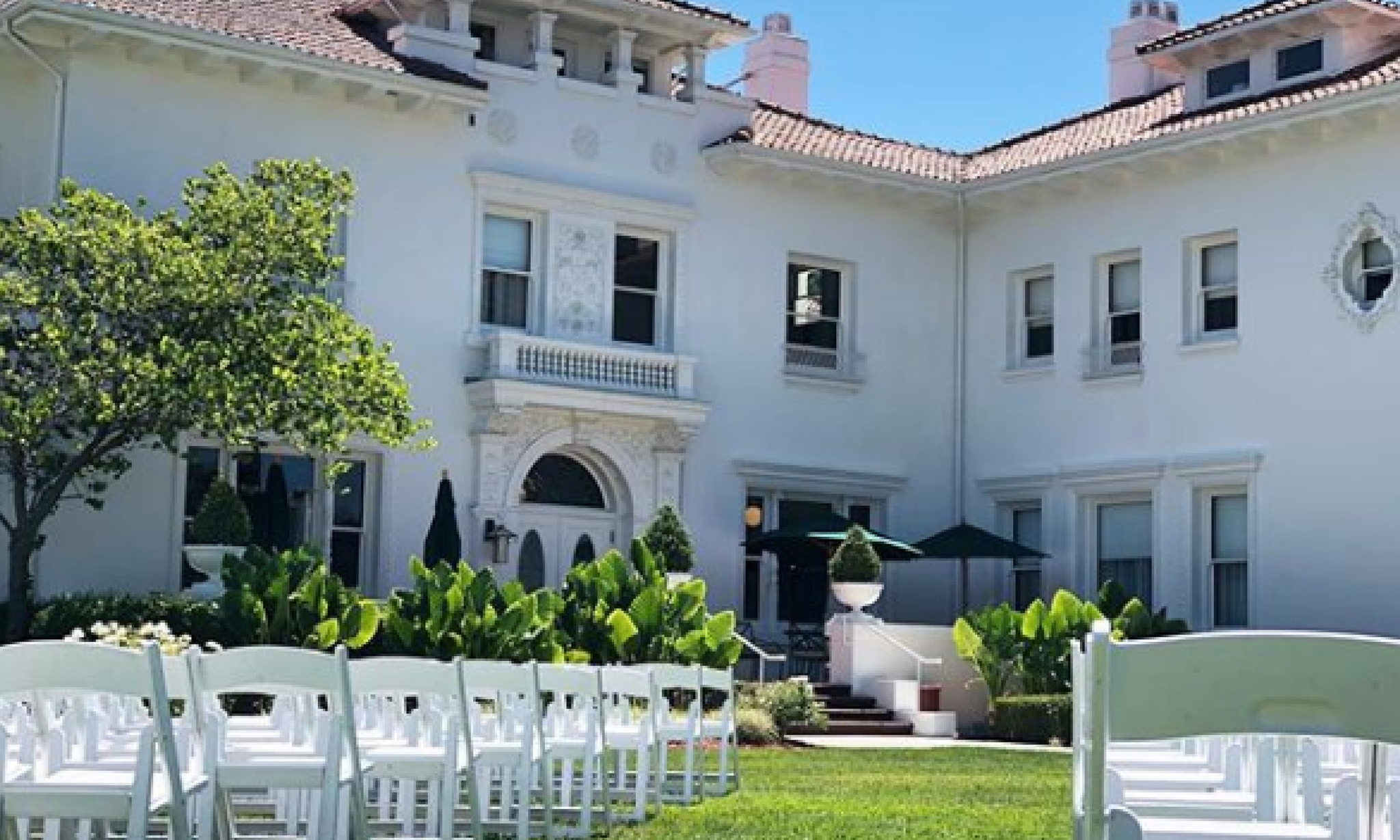 Dolce Hayes Mansion San Francisco outdoors