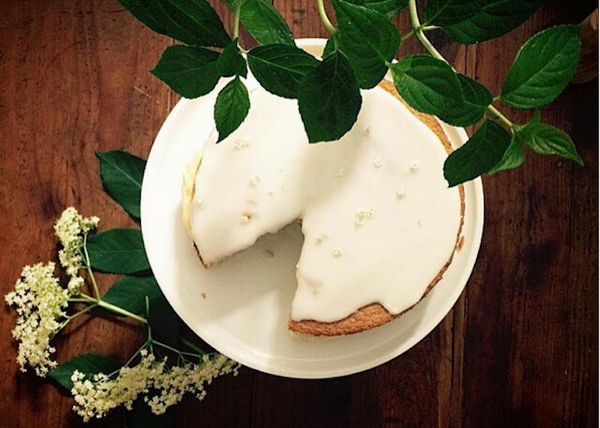 lemon elderflower cake royal wedding
