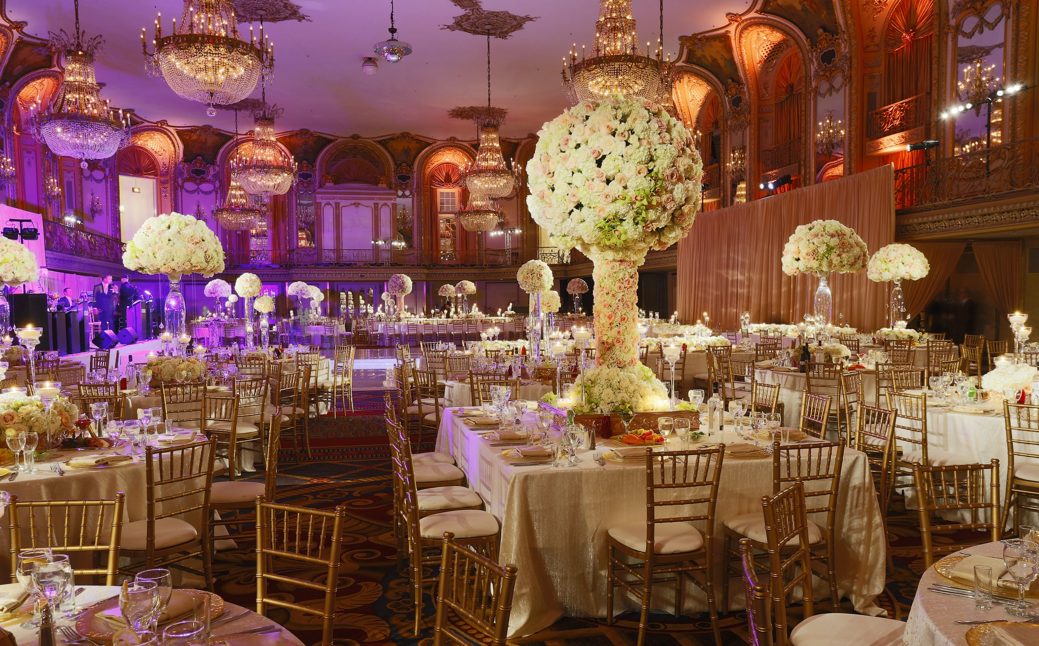 Best wedding decor - YANNI DESIGN STUDIO