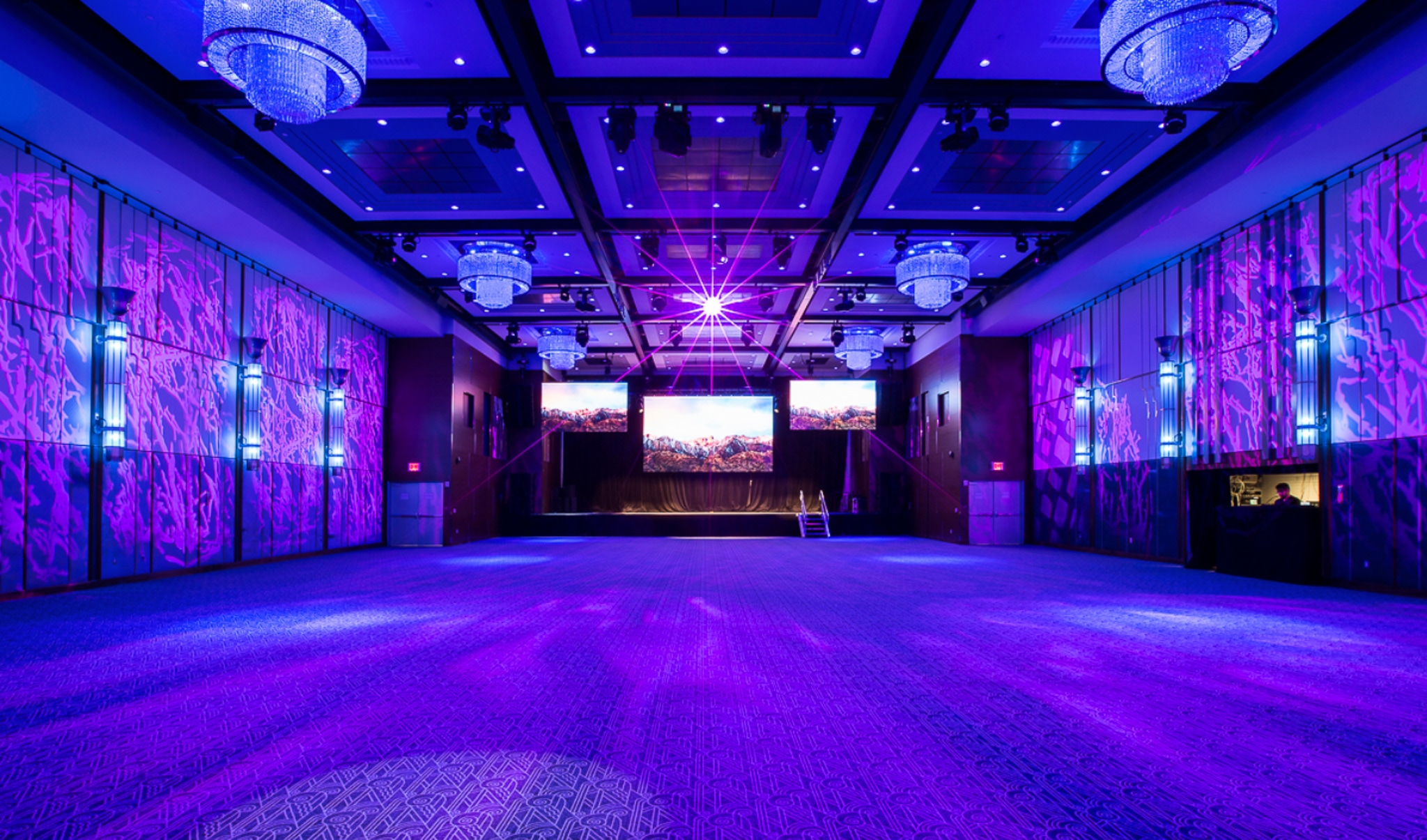 New York event space - ZiegfeldBallroom