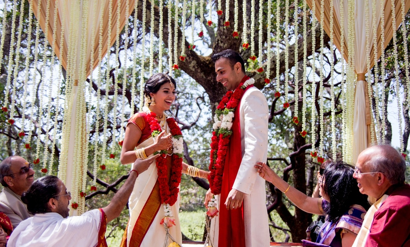 Hindu Wedding with California Flair by Anais Event Planning & Design