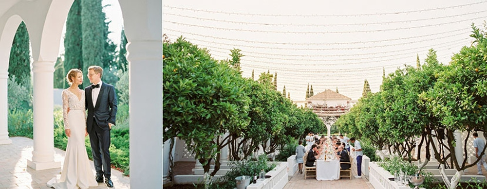 south of portugal wedding