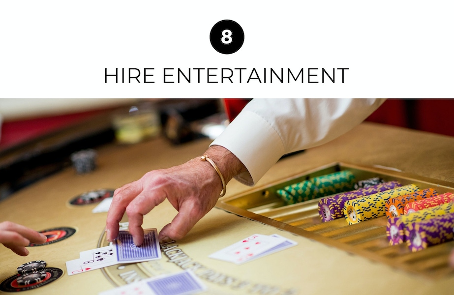 hire entertainment