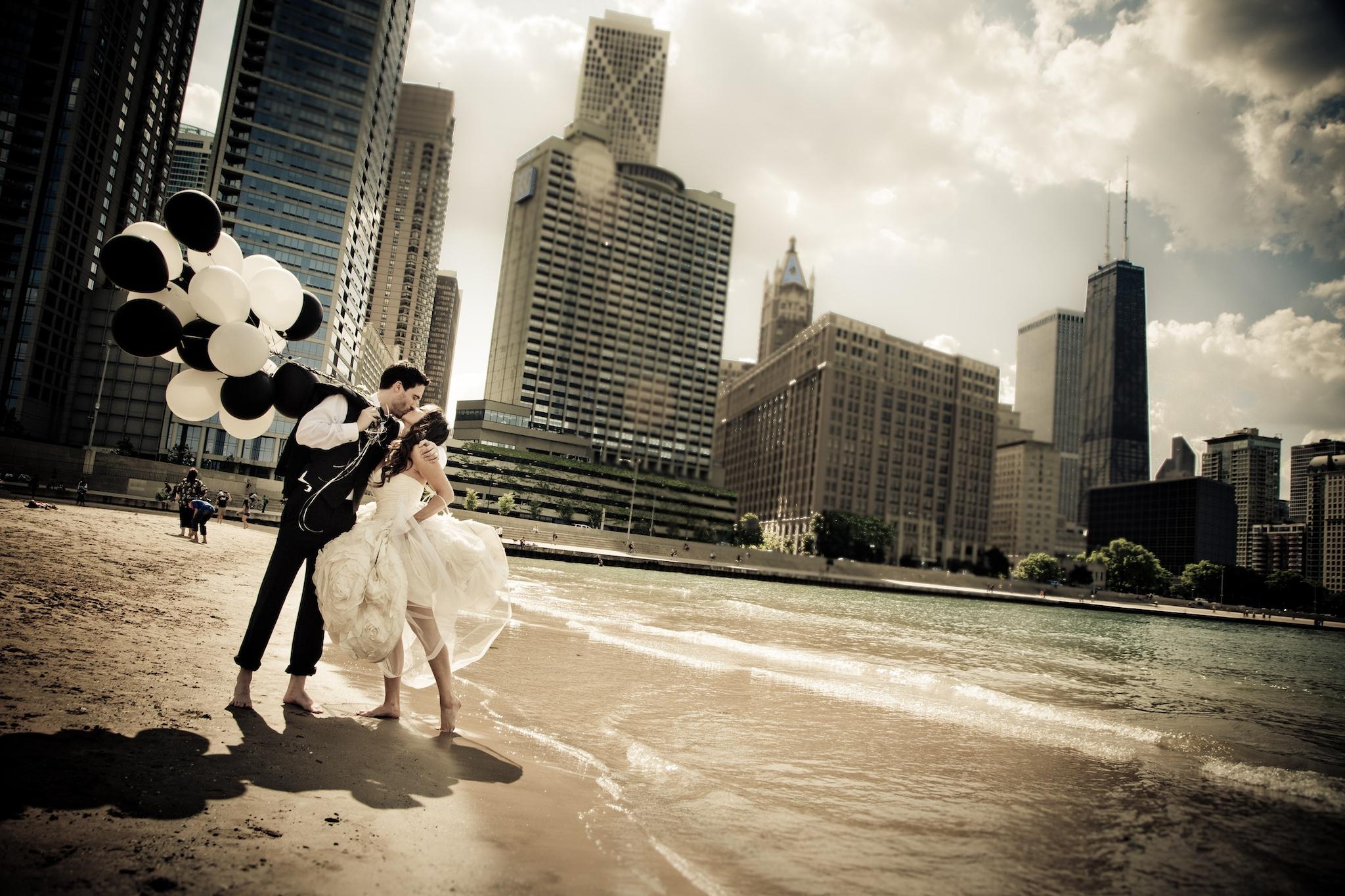 Chicago Wedding Photographers - GERBER & SCARPELLI