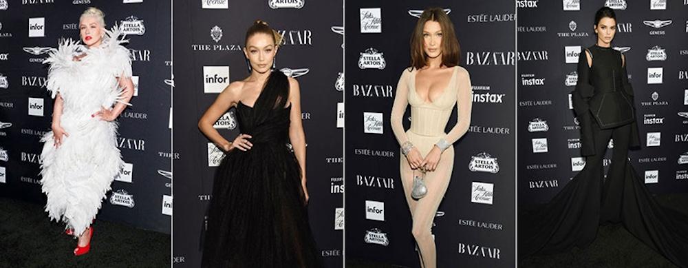 Harper Bazaar icons