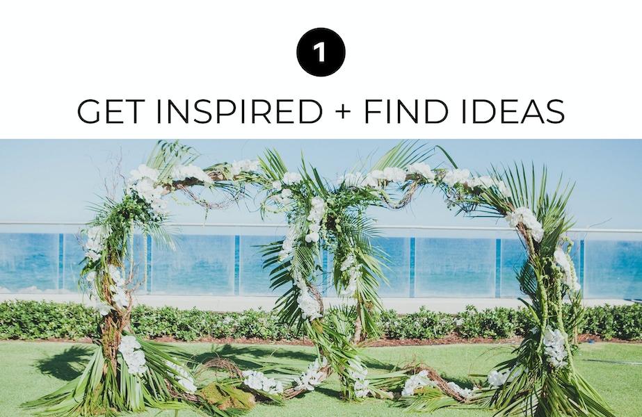 wedding inspiration and ideas