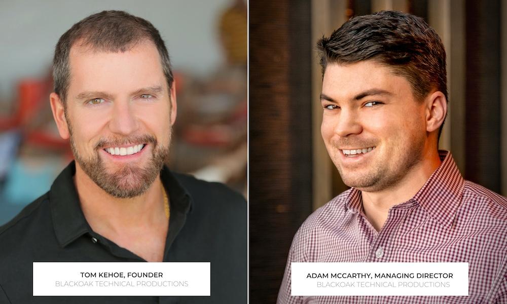 Tom Kehoe and Adam McCarthy Kehoe Designs