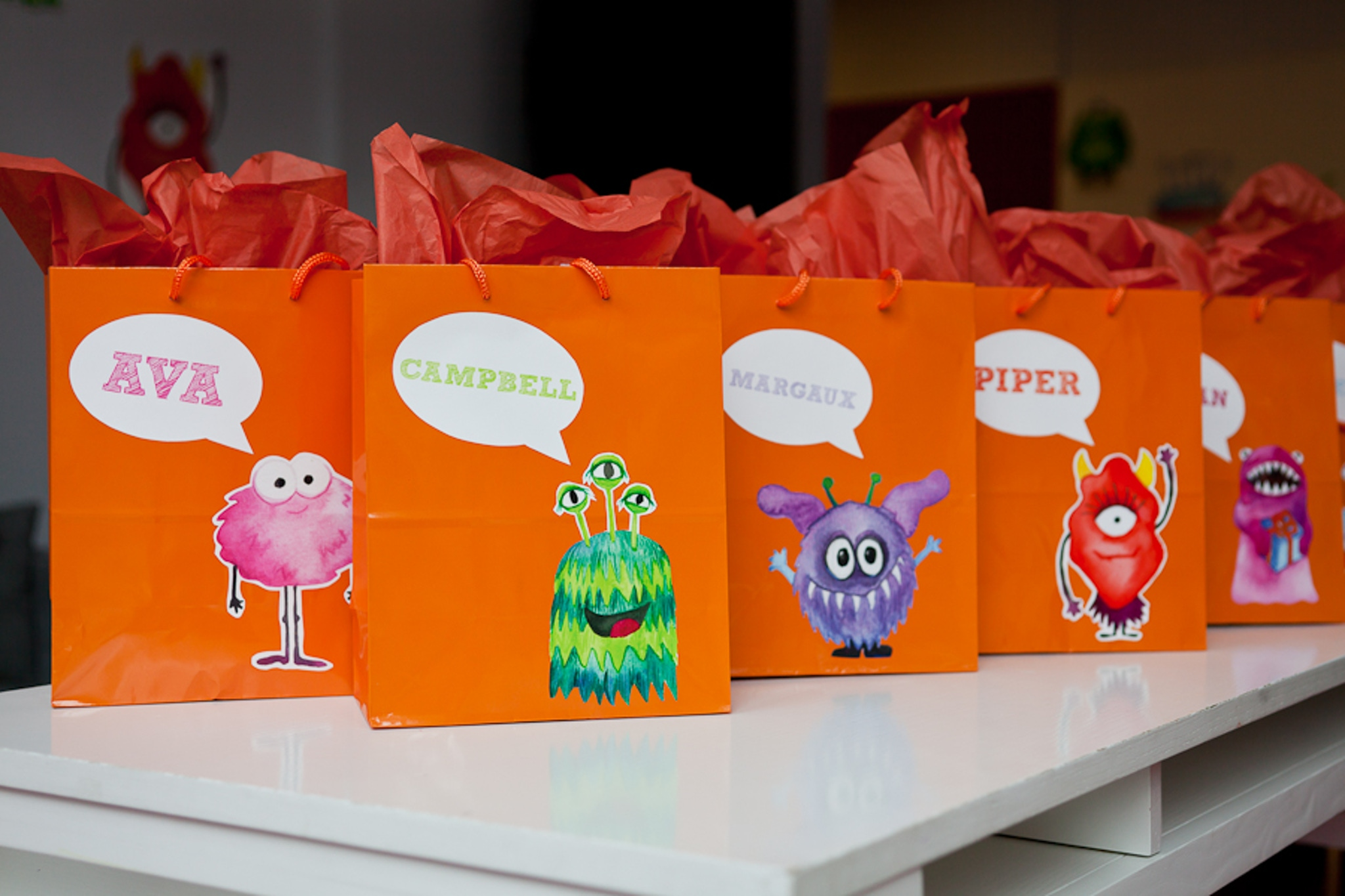 kids birthday party ideas monster bash