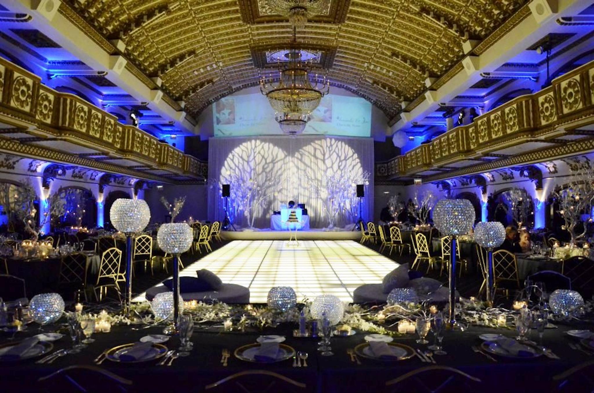 Best Chicago ballrooms - KNICKERBOCKER HOTEL