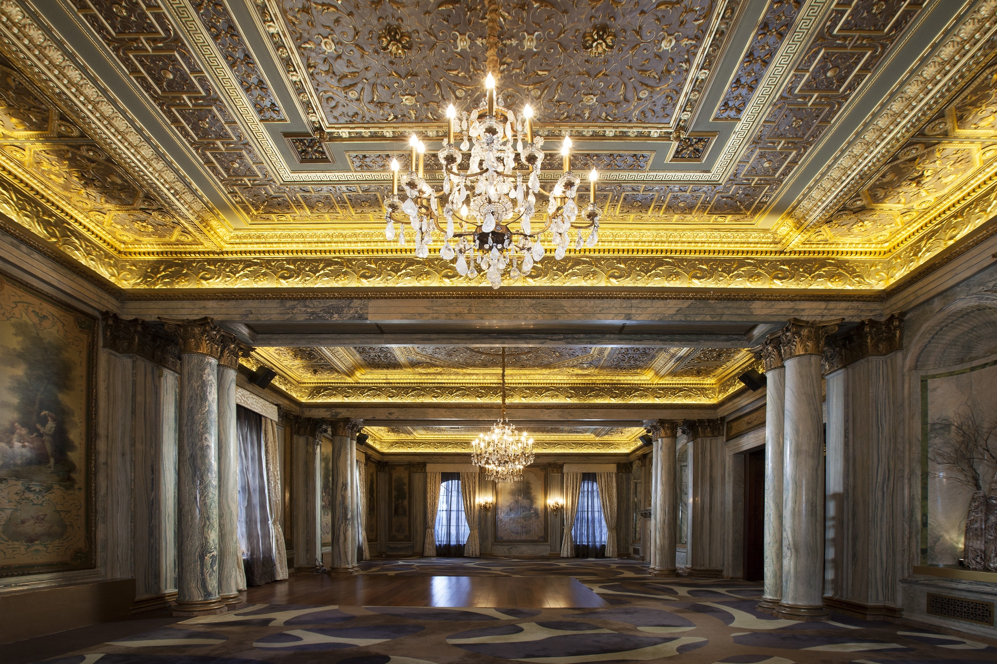 Madison ballroom at Lotte hotel new york palace